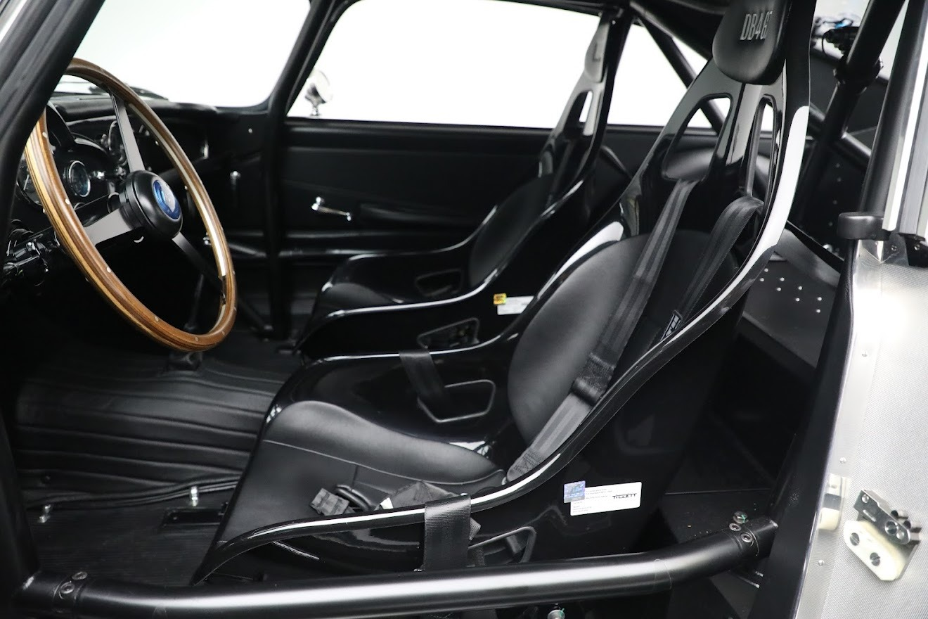 New 2018 Aston Martin DB4 GT Continuation  For Sale In Greenwich, CT. Alfa Romeo of Greenwich, A1295 2829_p14