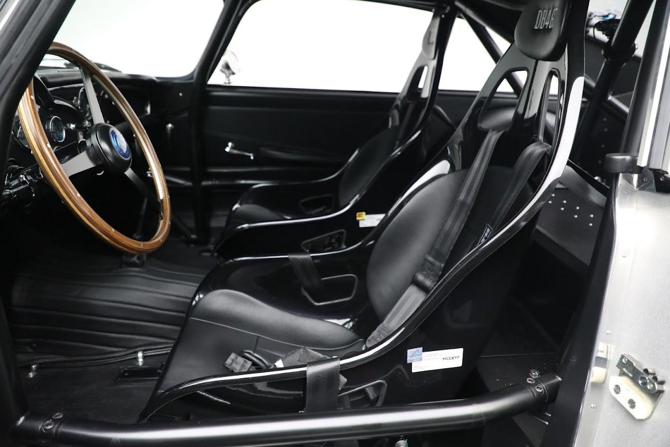 New 2018 Aston Martin DB4 GT Continuation  For Sale In Greenwich, CT. Alfa Romeo of Greenwich, A1295 2829_p14