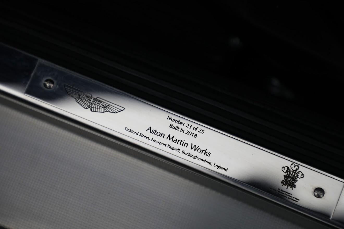 New 2018 Aston Martin DB4 GT Continuation  For Sale In Greenwich, CT. Alfa Romeo of Greenwich, A1295 2829_p21
