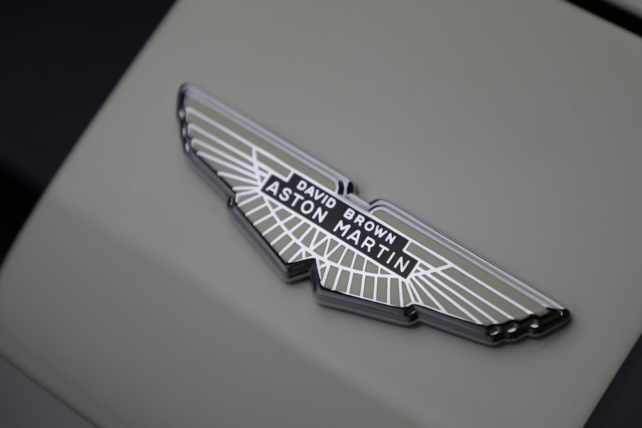 New 2018 Aston Martin DB4 GT Continuation  For Sale In Greenwich, CT. Alfa Romeo of Greenwich, A1295 2829_p29