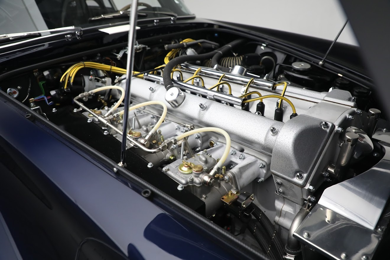 New 2018 Aston Martin DB4 GT Continuation  For Sale In Greenwich, CT. Alfa Romeo of Greenwich, A1295 2829_p36