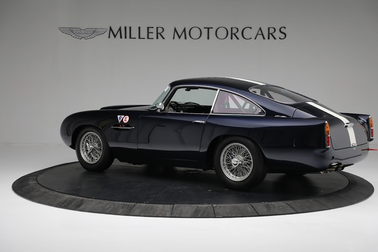 New 2018 Aston Martin DB4 GT Continuation  For Sale In Greenwich, CT. Alfa Romeo of Greenwich, A1295 2829_p3