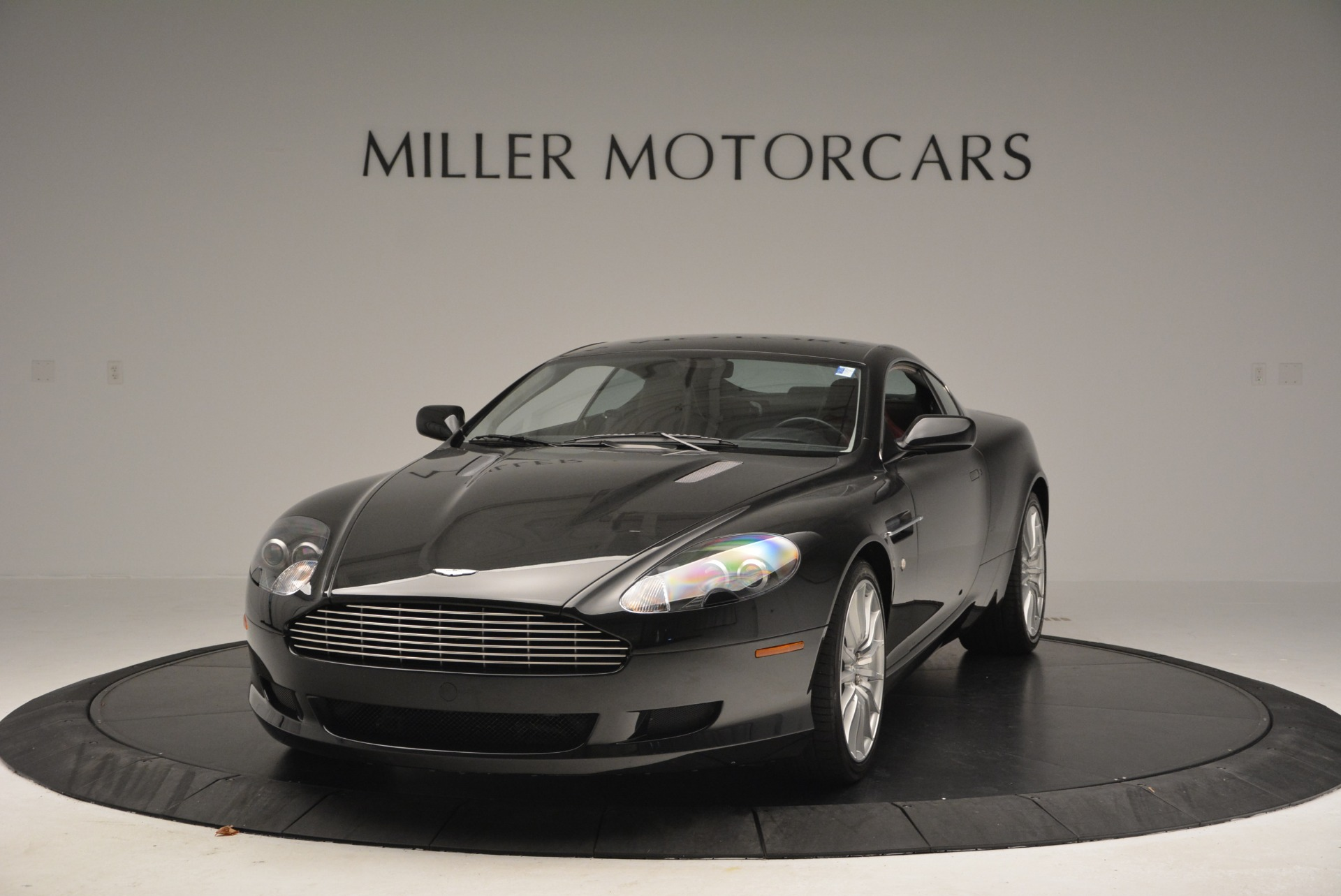 Used 2006 Aston Martin DB9 Coupe For Sale In Greenwich, CT. Alfa Romeo of Greenwich, A1261A 2832_p2