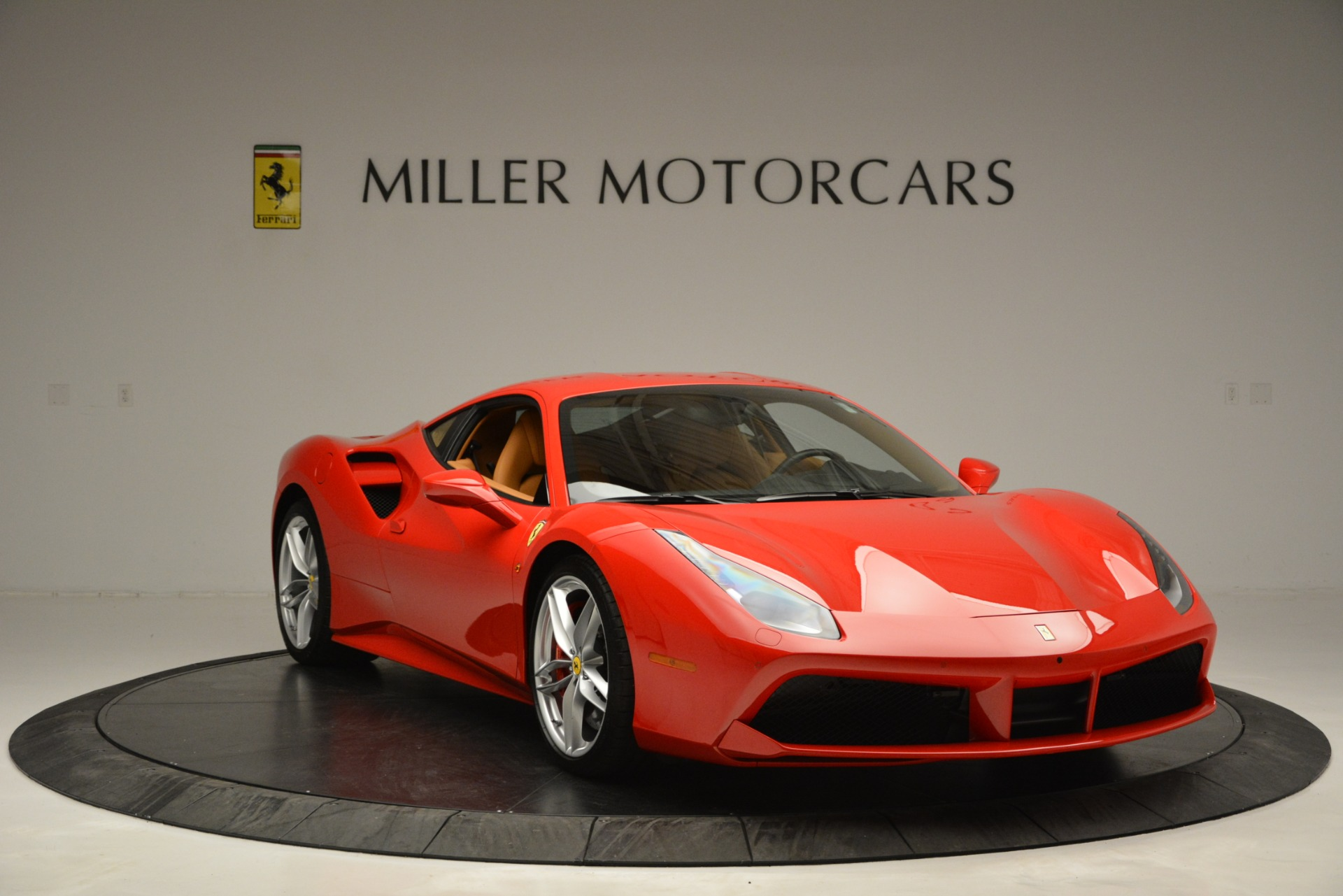 Used 2016 Ferrari 488 GTB  For Sale In Greenwich, CT. Alfa Romeo of Greenwich, 4528 2835_p11
