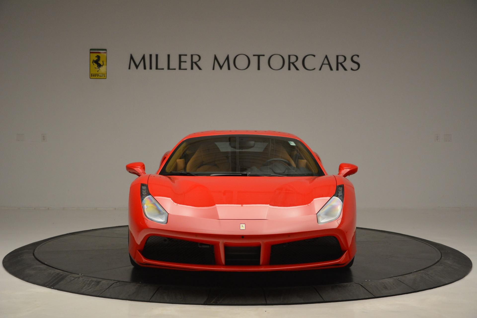 Used 2016 Ferrari 488 GTB  For Sale In Greenwich, CT. Alfa Romeo of Greenwich, 4528 2835_p12
