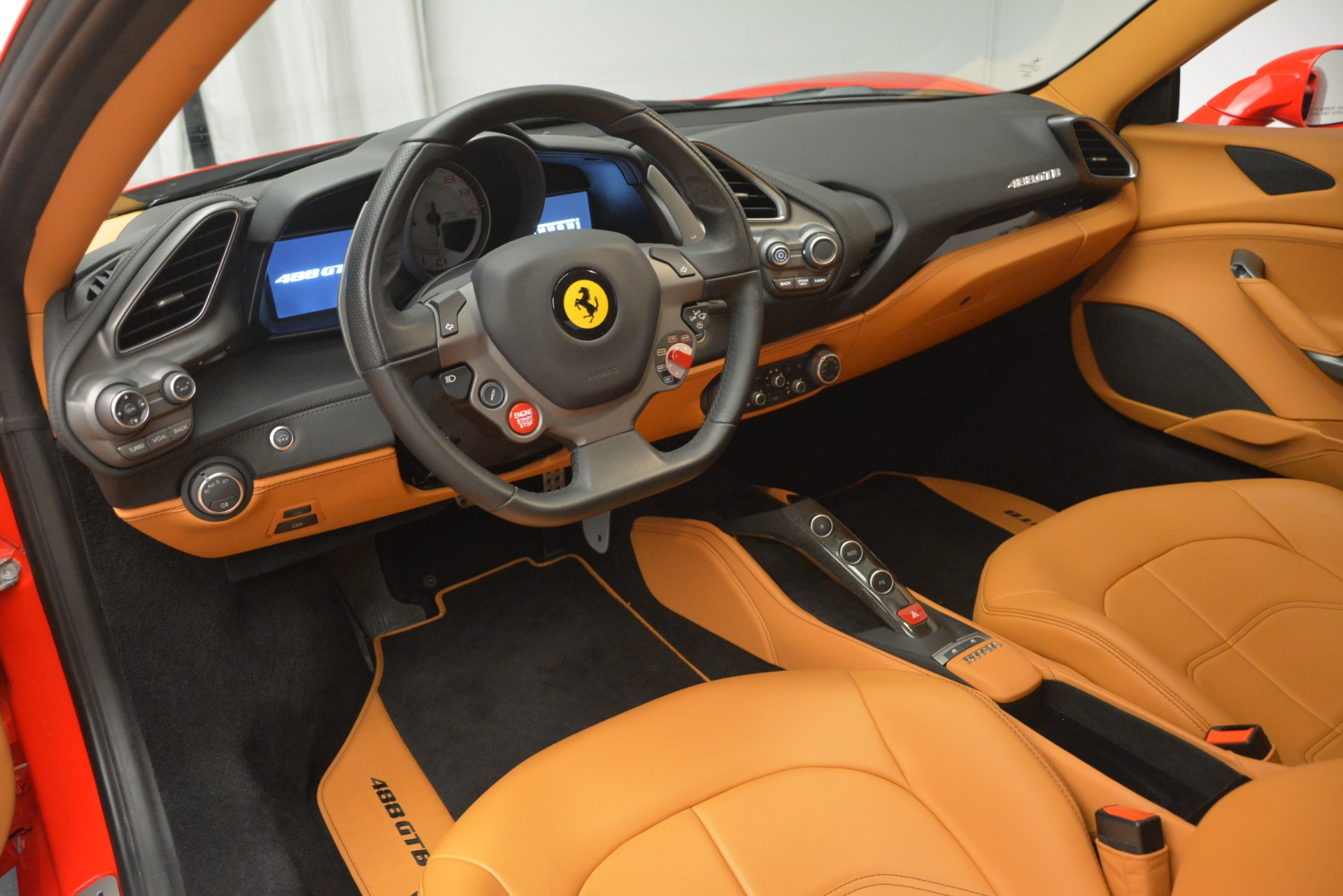 Used 2016 Ferrari 488 GTB  For Sale In Greenwich, CT. Alfa Romeo of Greenwich, 4528 2835_p13