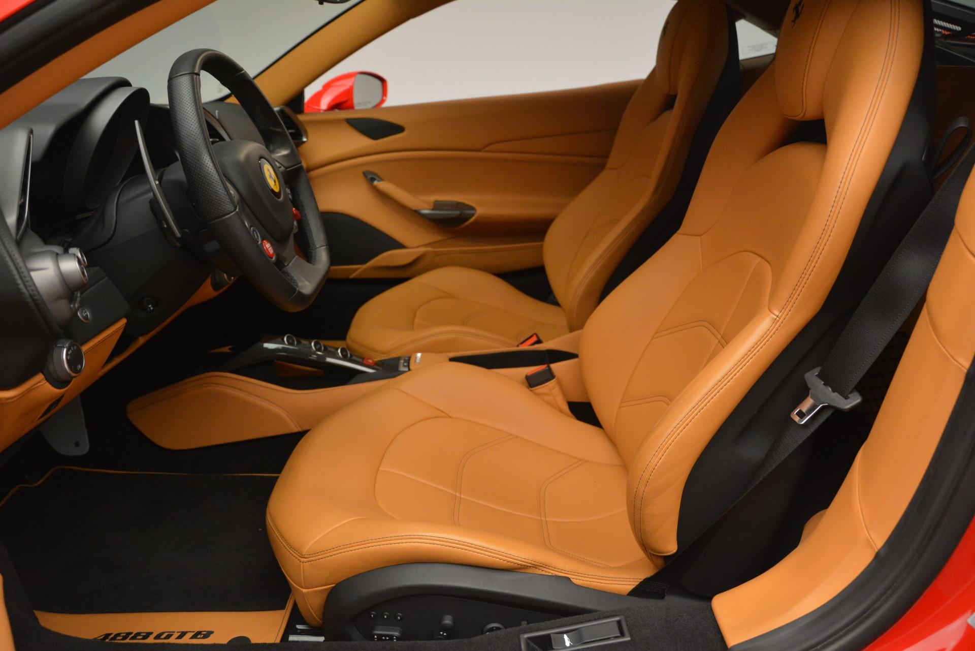 Used 2016 Ferrari 488 GTB  For Sale In Greenwich, CT. Alfa Romeo of Greenwich, 4528 2835_p14