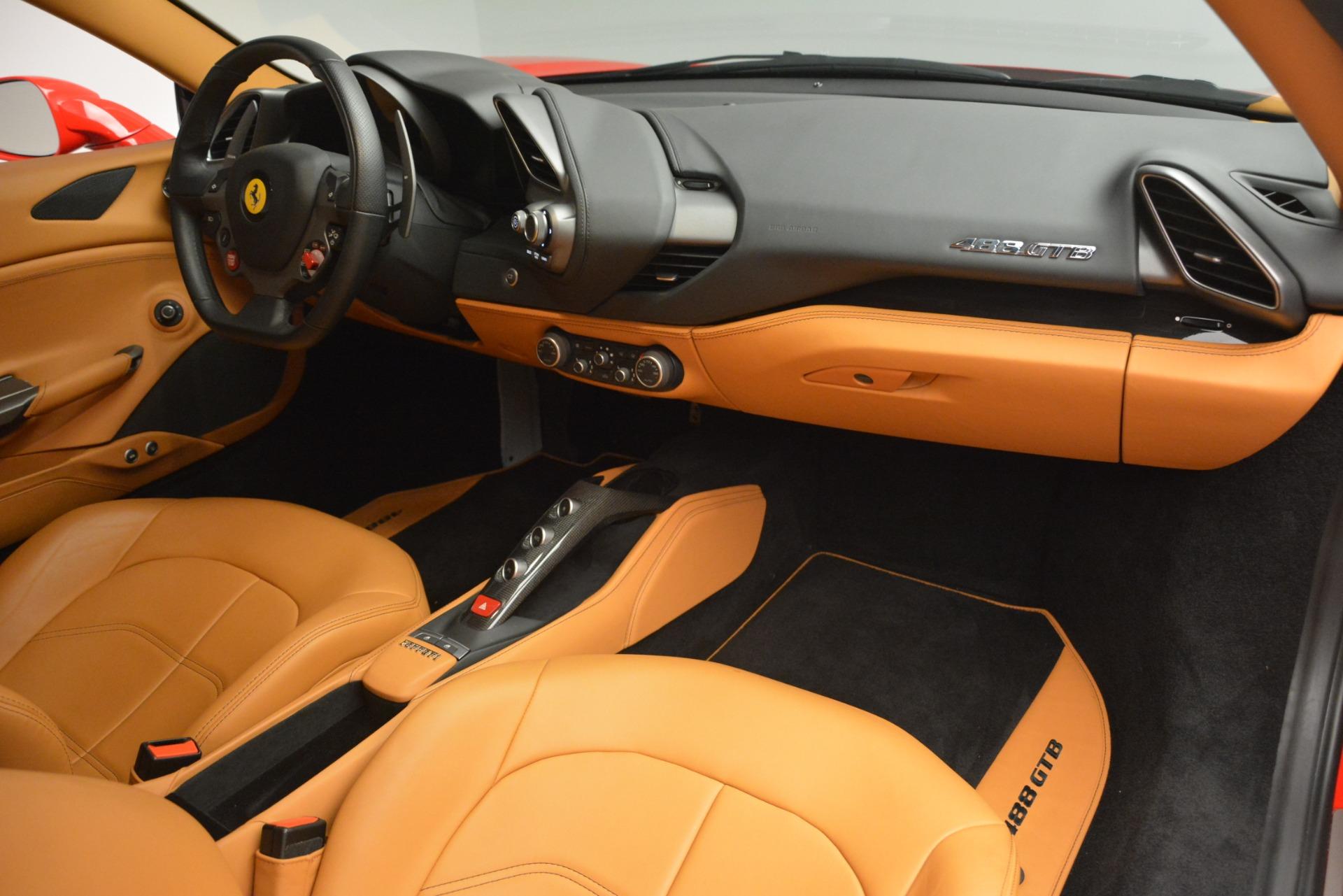 Used 2016 Ferrari 488 GTB  For Sale In Greenwich, CT. Alfa Romeo of Greenwich, 4528 2835_p17