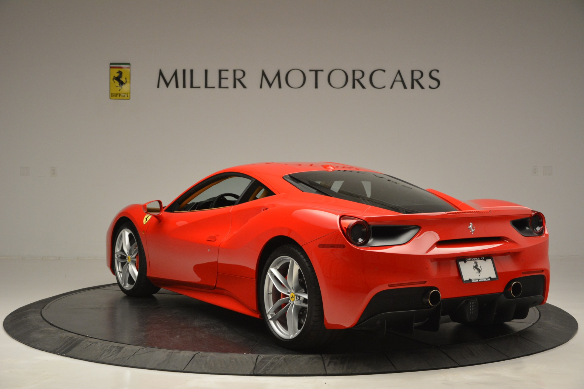 Used 2016 Ferrari 488 GTB  For Sale In Greenwich, CT. Alfa Romeo of Greenwich, 4528 2835_p5
