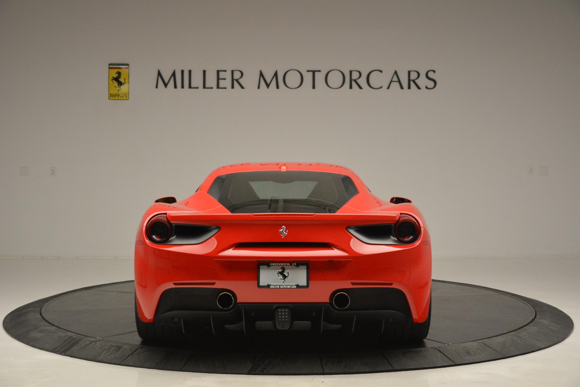Used 2016 Ferrari 488 GTB  For Sale In Greenwich, CT. Alfa Romeo of Greenwich, 4528 2835_p6