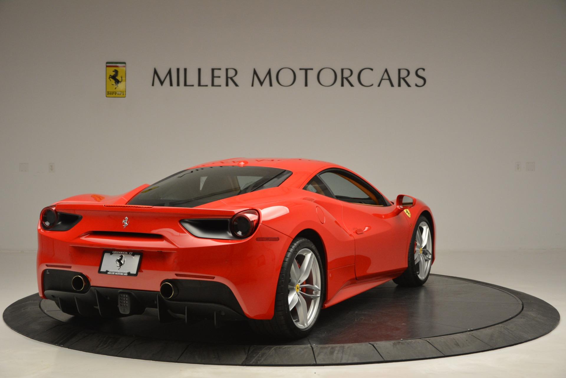 Used 2016 Ferrari 488 GTB  For Sale In Greenwich, CT. Alfa Romeo of Greenwich, 4528 2835_p7