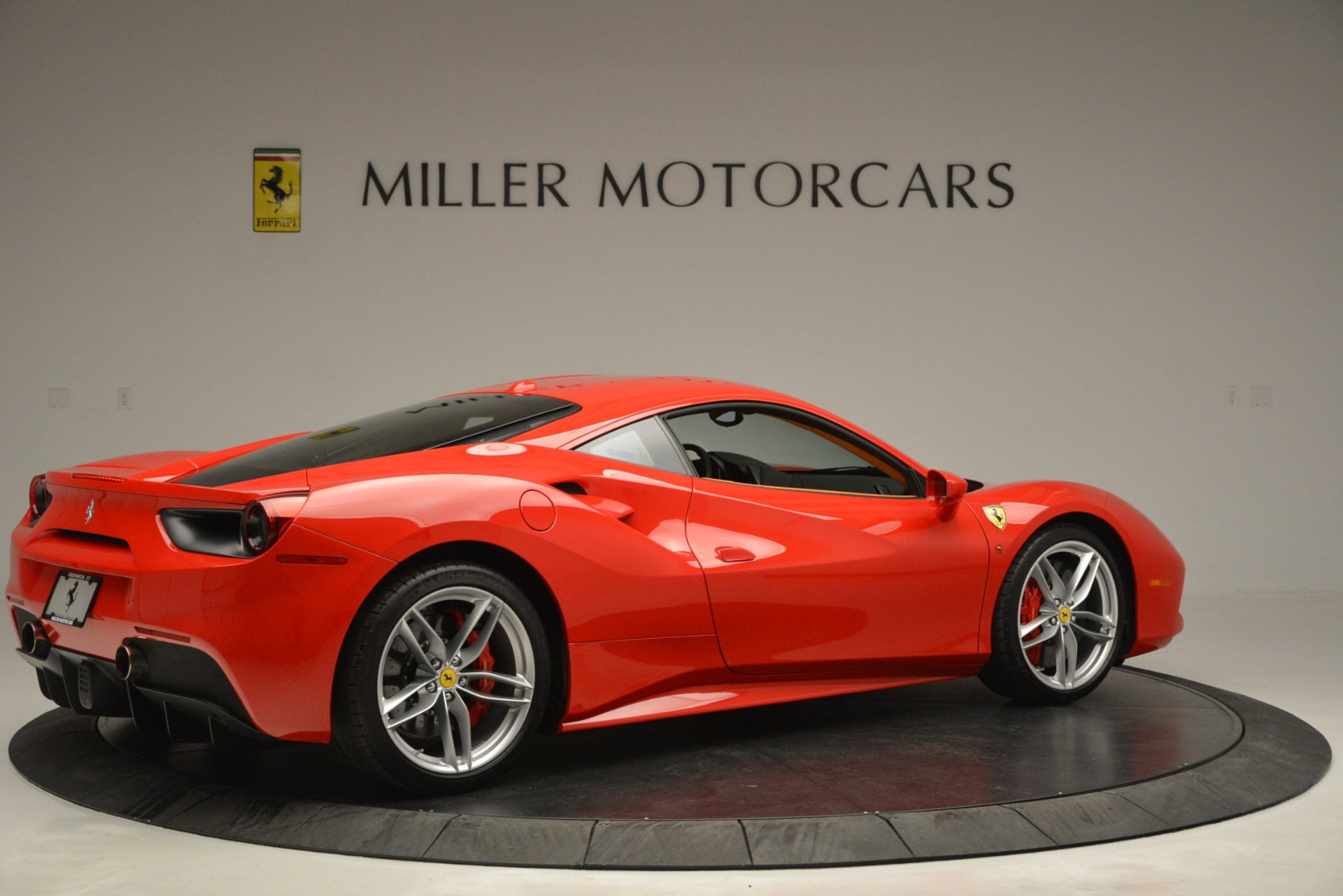 Used 2016 Ferrari 488 GTB  For Sale In Greenwich, CT. Alfa Romeo of Greenwich, 4528 2835_p8
