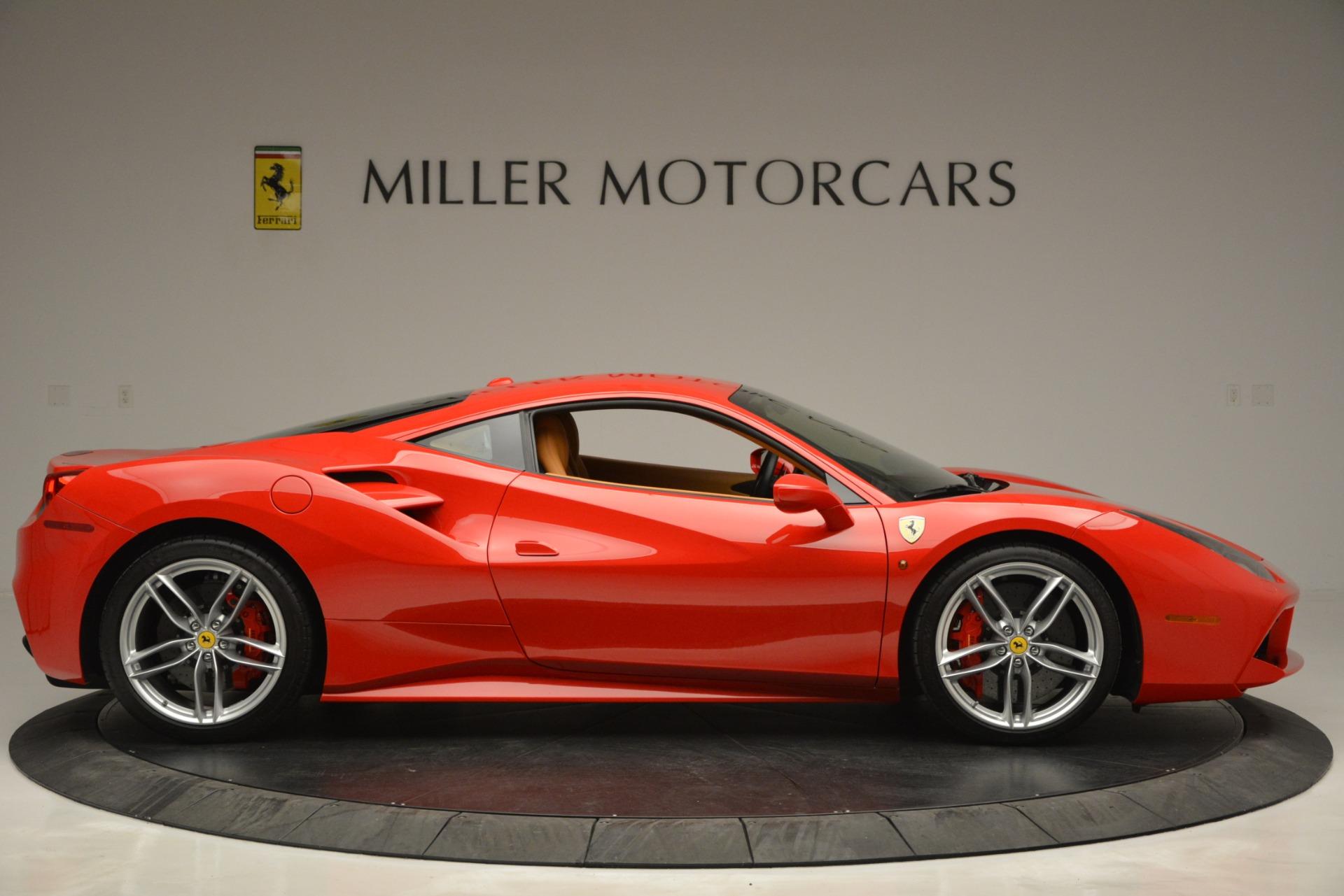 Used 2016 Ferrari 488 GTB  For Sale In Greenwich, CT. Alfa Romeo of Greenwich, 4528 2835_p9