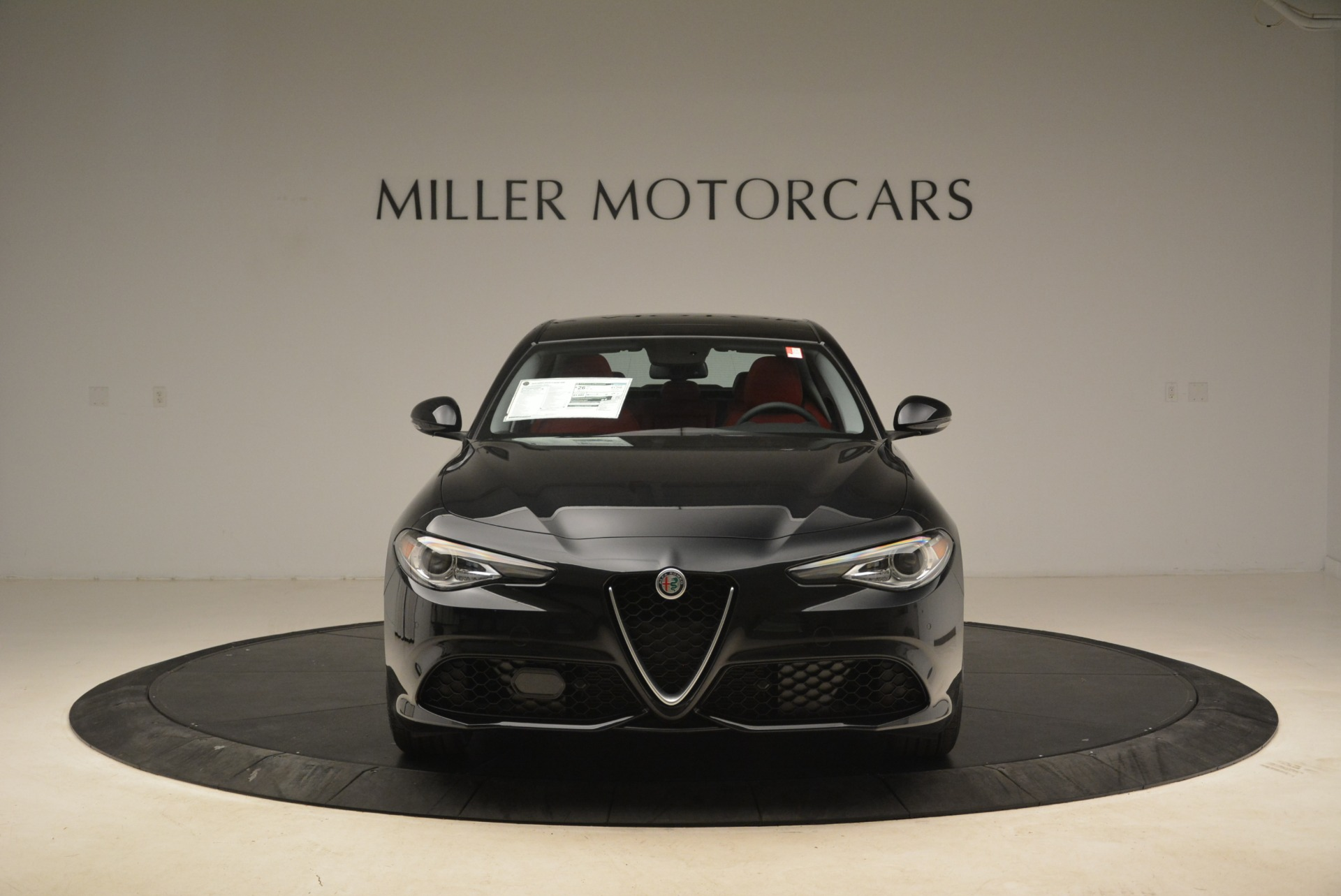 New 2019 Alfa Romeo Giulia Ti Sport Q4 For Sale In Greenwich, CT. Alfa Romeo of Greenwich, L542 2836_p12