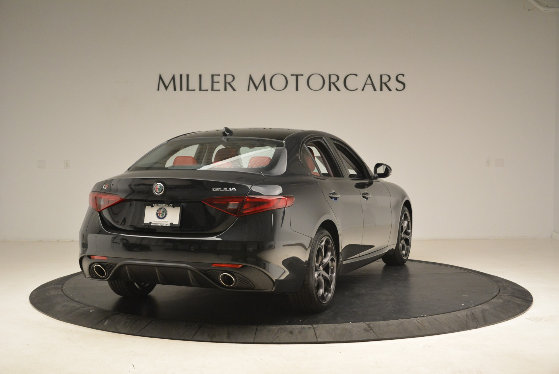 New 2019 Alfa Romeo Giulia Ti Sport Q4 For Sale In Greenwich, CT. Alfa Romeo of Greenwich, L542 2836_p7
