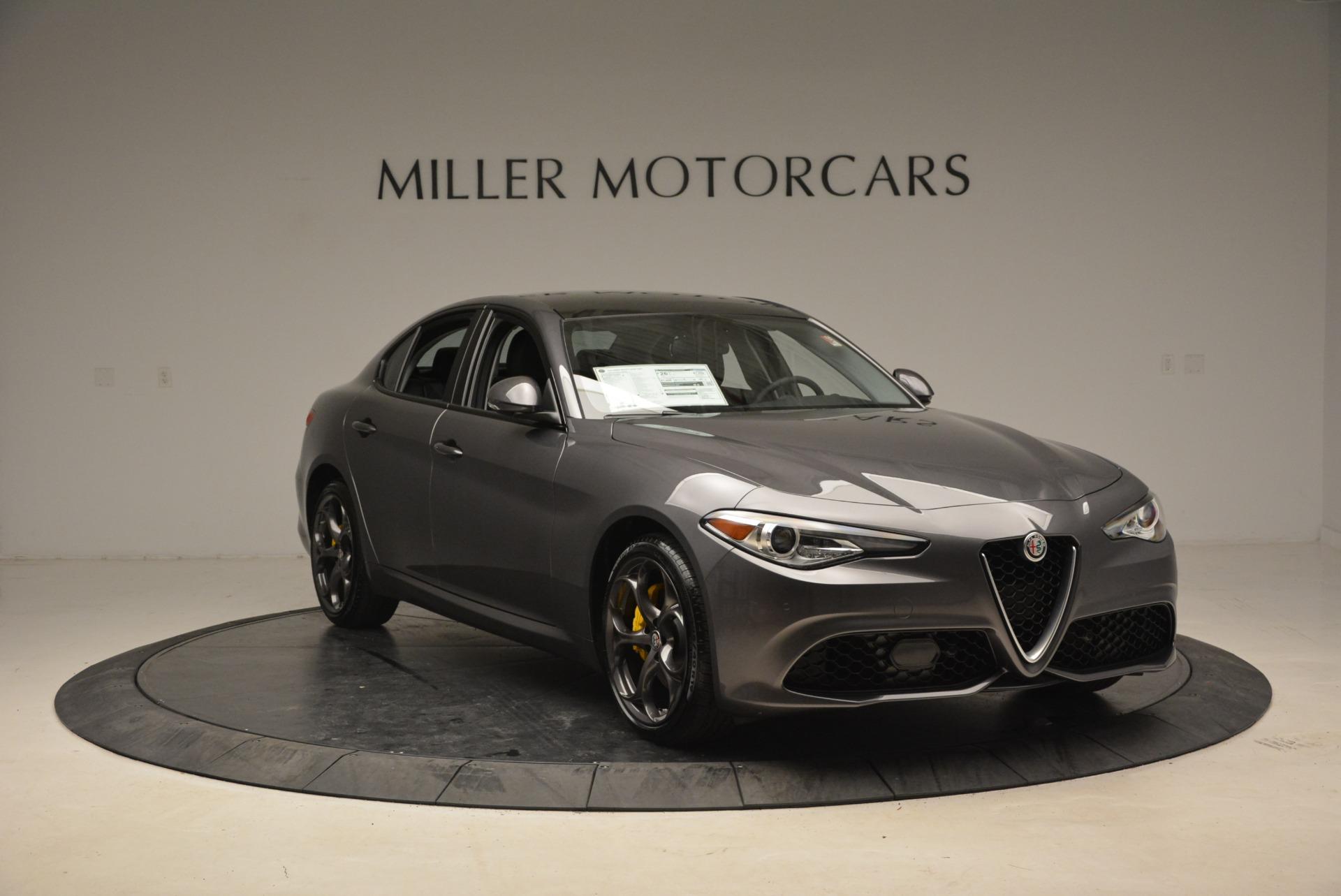New 2019 Alfa Romeo Giulia Ti Sport Q4 For Sale In Greenwich, CT. Alfa Romeo of Greenwich, L544 2838_p11