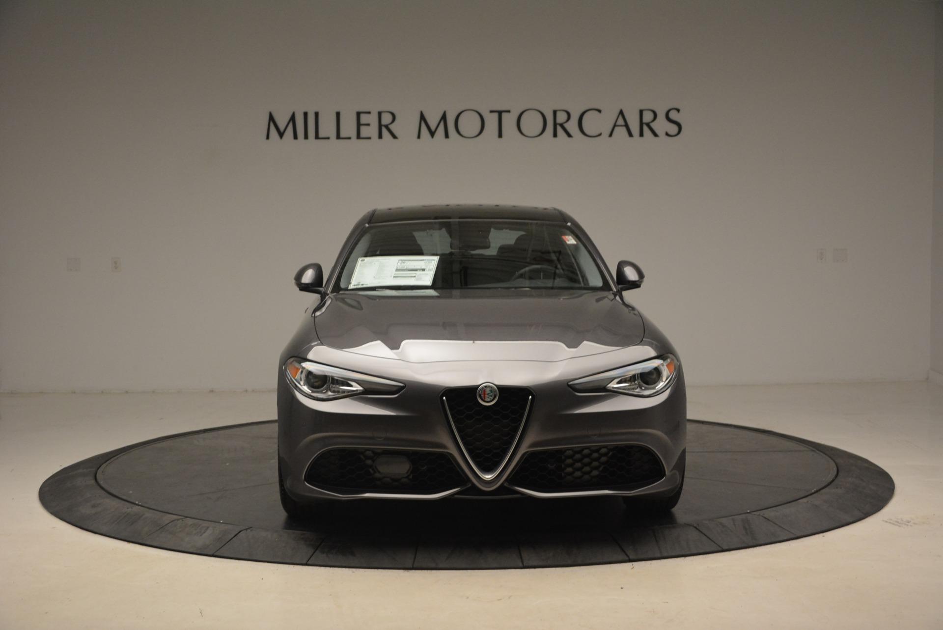 New 2019 Alfa Romeo Giulia Ti Sport Q4 For Sale In Greenwich, CT. Alfa Romeo of Greenwich, L544 2838_p12