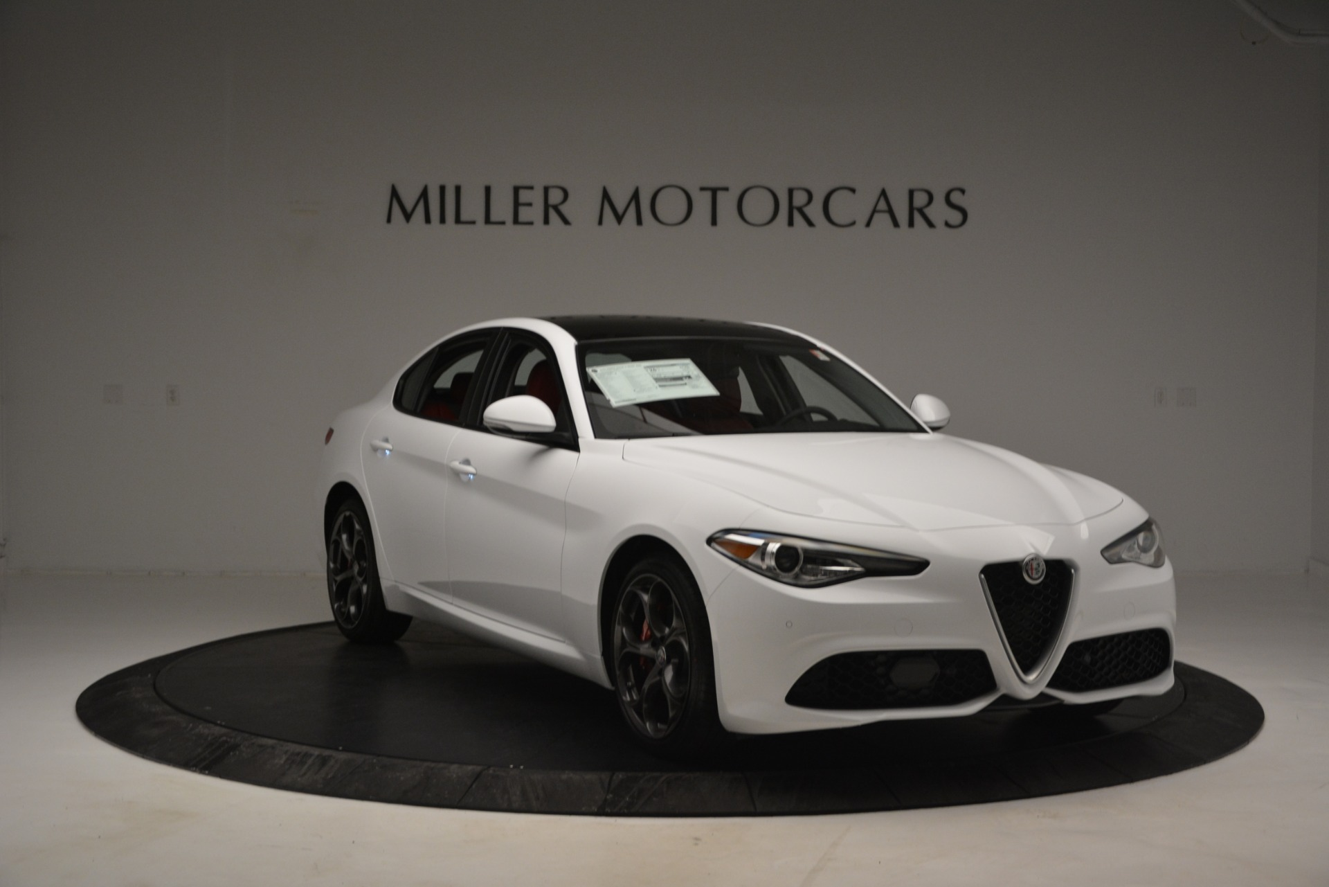 New 2019 Alfa Romeo Giulia Ti Sport Q4 For Sale In Greenwich, CT. Alfa Romeo of Greenwich, L545 2839_p11