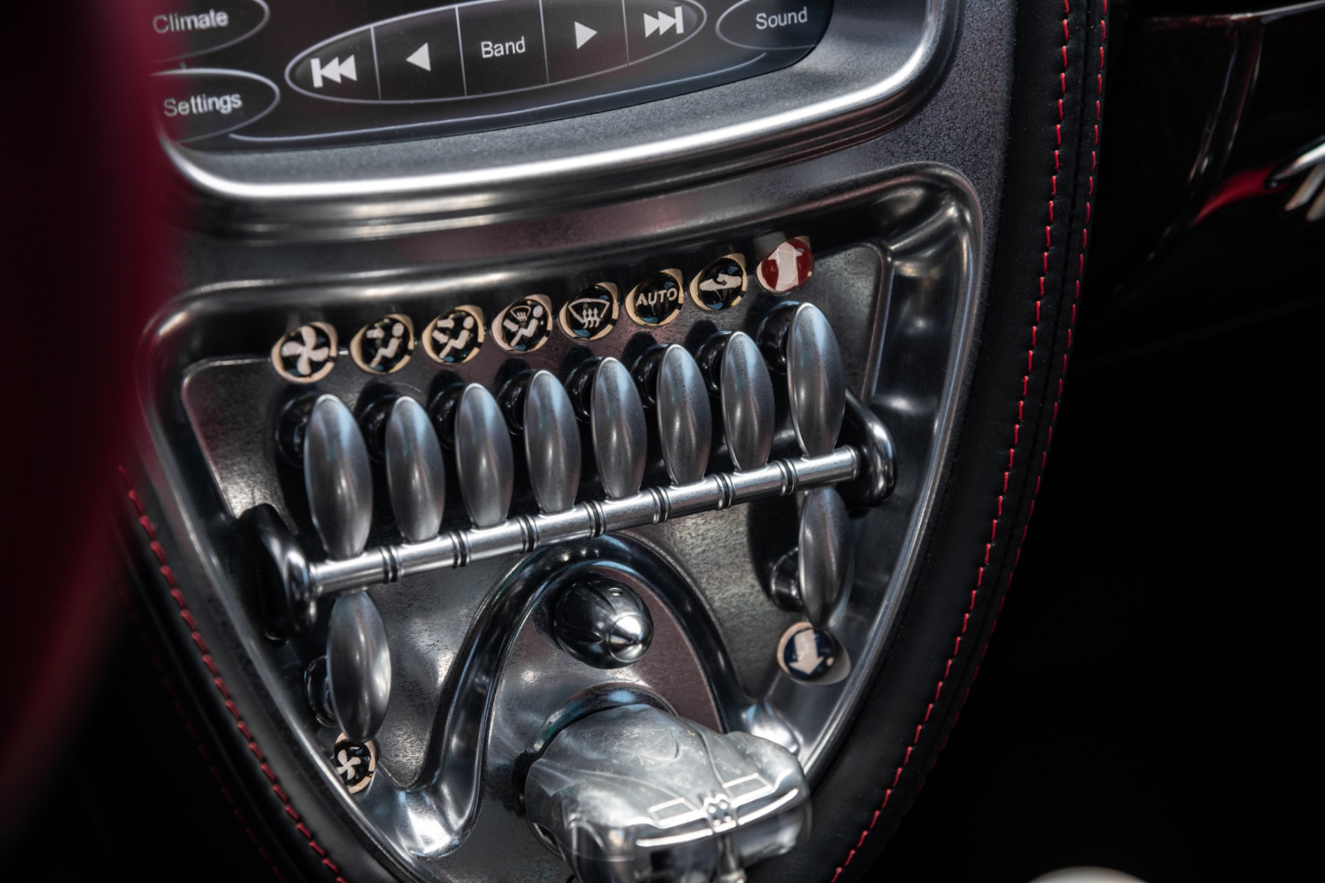 Used 2014 Pagani Huayra Tempesta For Sale In Greenwich, CT. Alfa Romeo of Greenwich, 7321 2841_p23