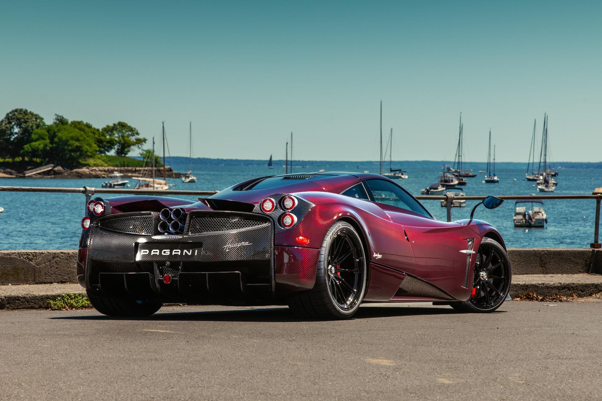 Used 2014 Pagani Huayra Tempesta For Sale In Greenwich, CT. Alfa Romeo of Greenwich, 7321 2841_p2