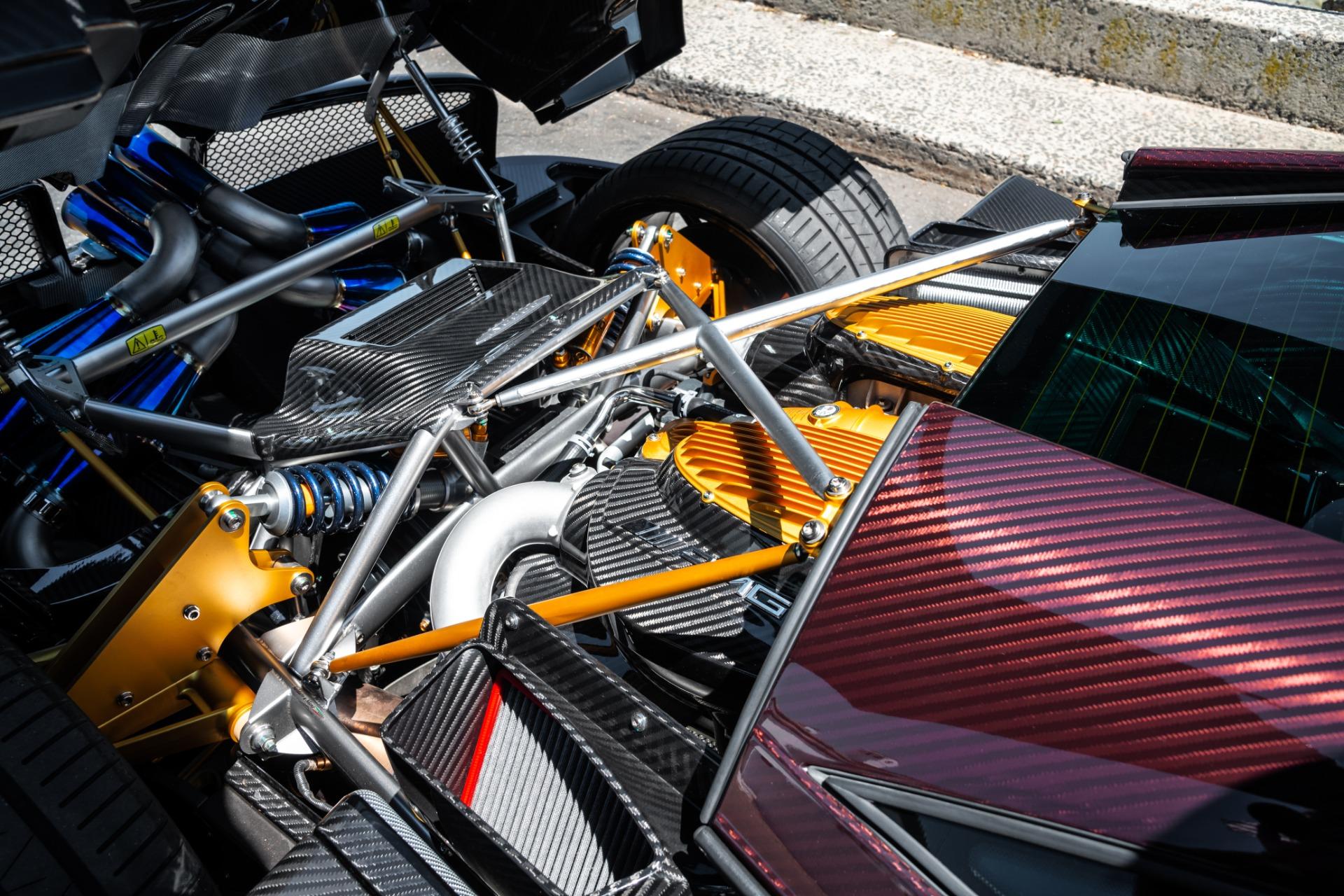 Used 2014 Pagani Huayra Tempesta For Sale In Greenwich, CT. Alfa Romeo of Greenwich, 7321 2841_p8