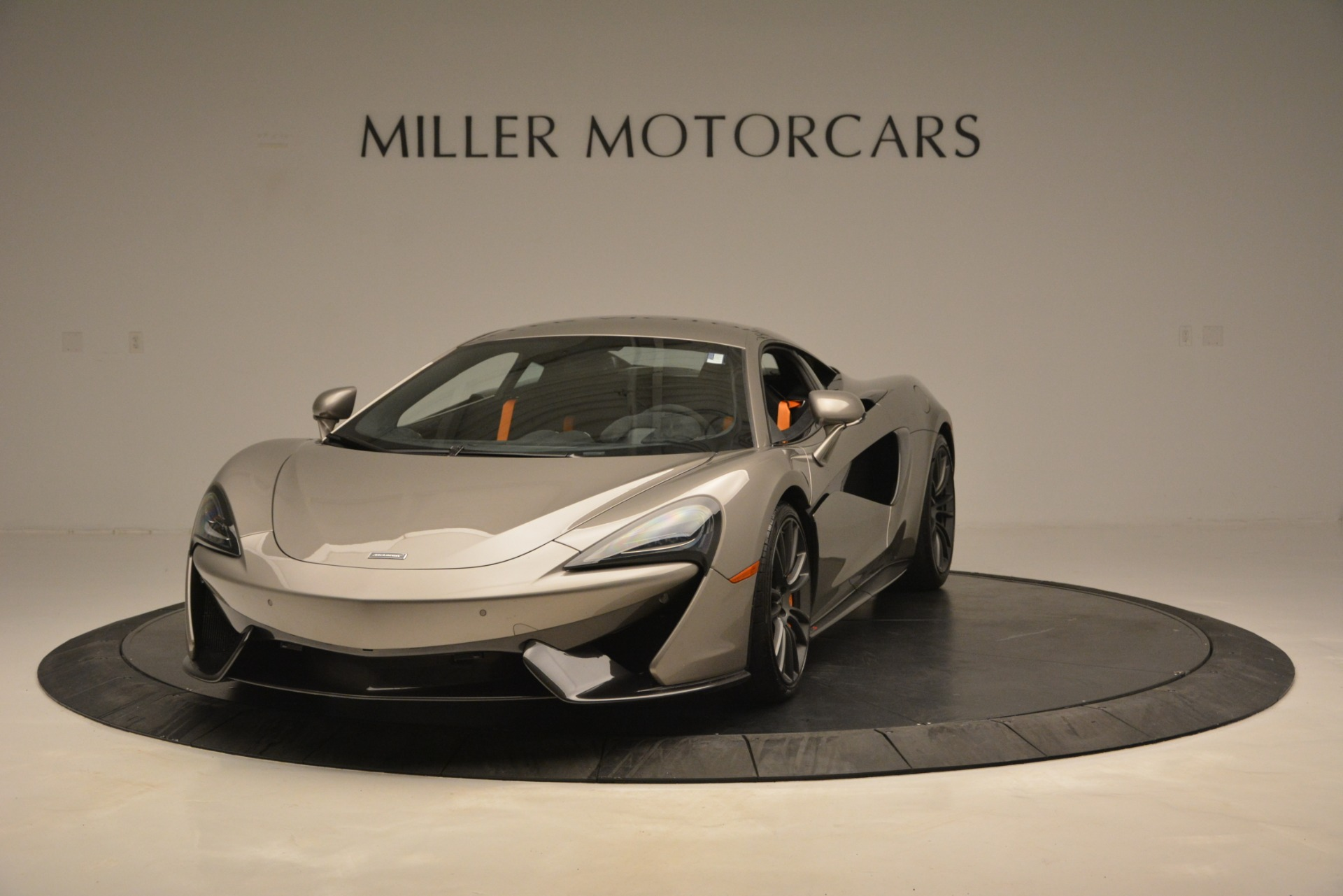 Used 2017 McLaren 570S Coupe For Sale In Greenwich, CT. Alfa Romeo of Greenwich, MC406A 2842_main