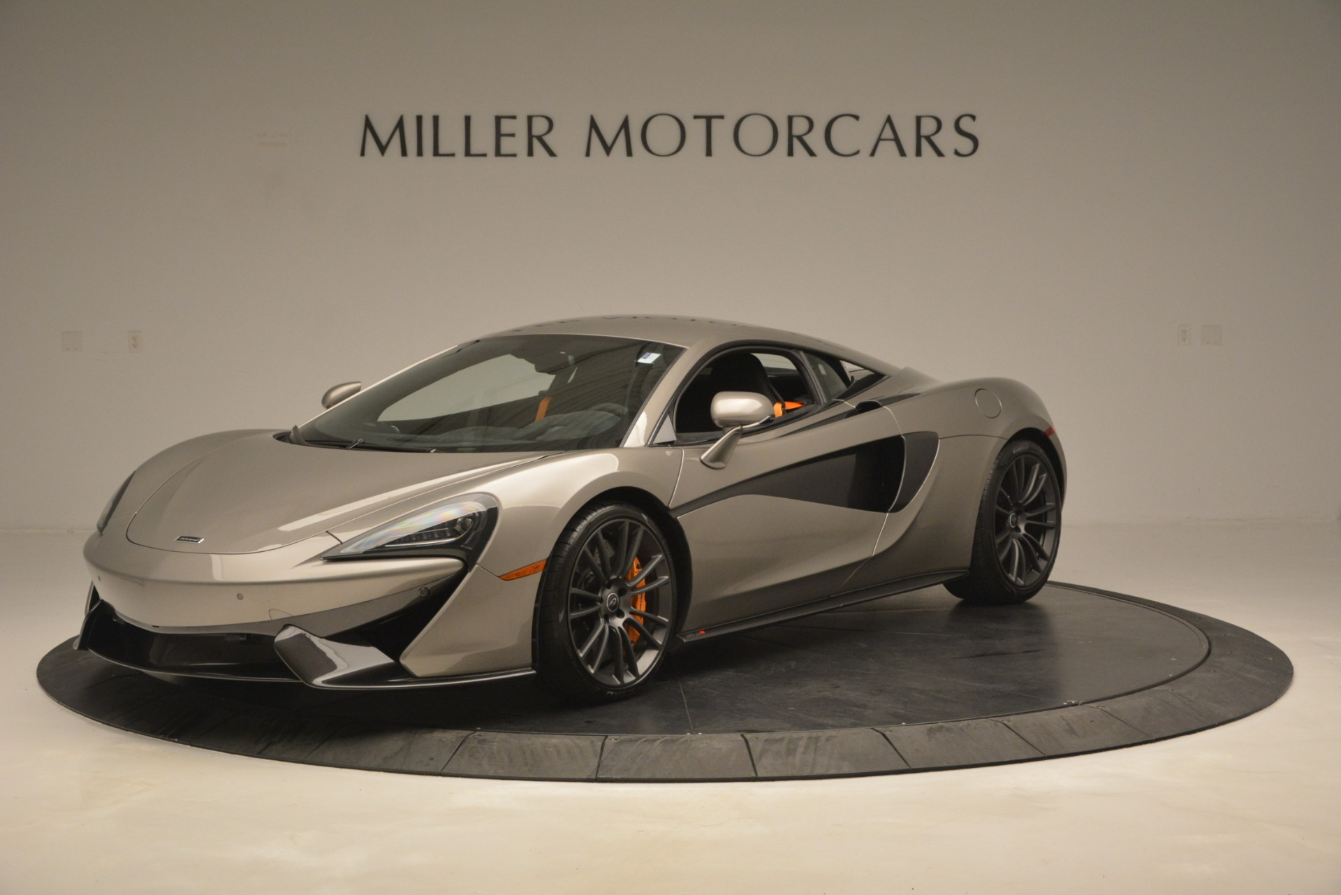 Used 2017 McLaren 570S Coupe For Sale In Greenwich, CT. Alfa Romeo of Greenwich, MC406A 2842_p2