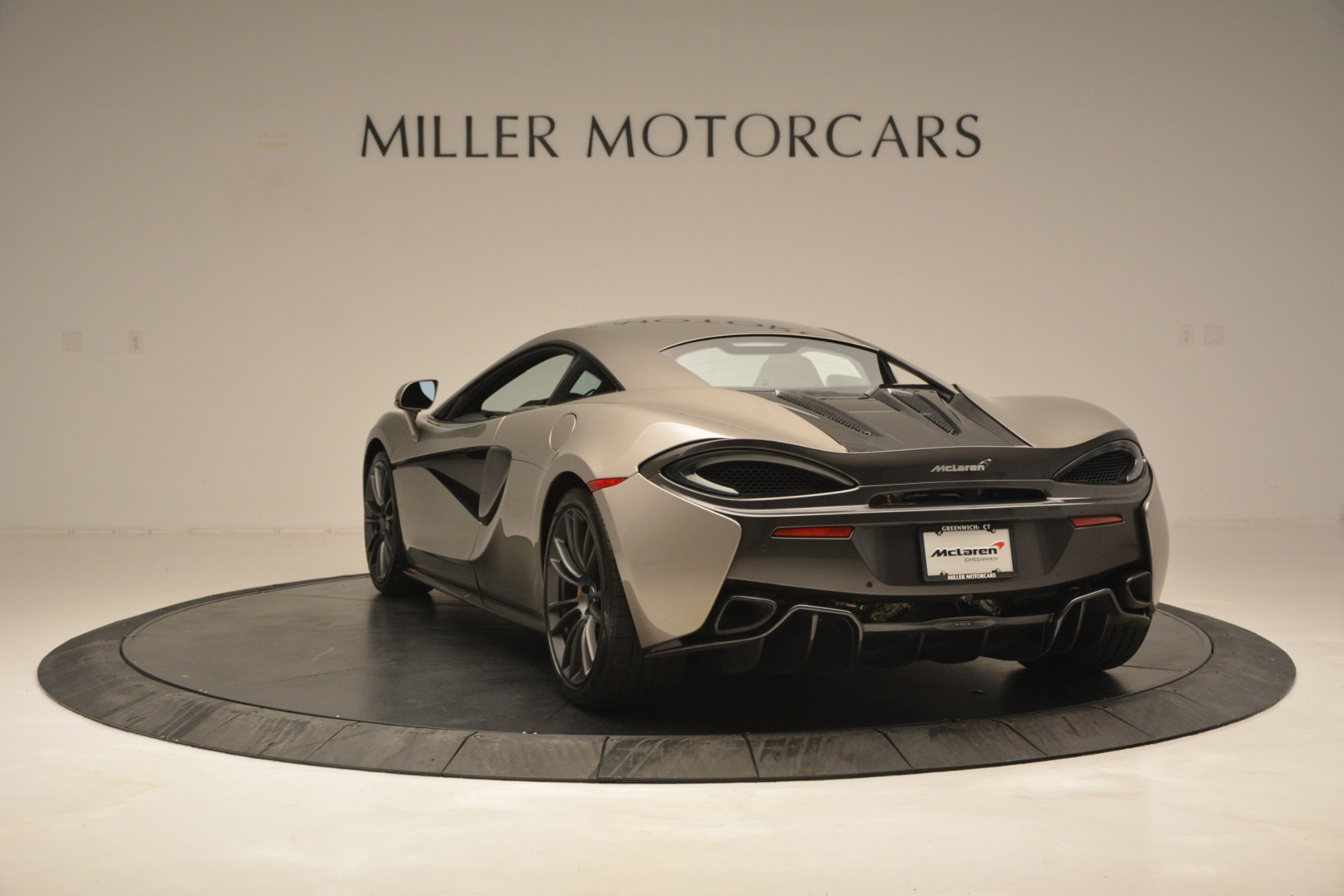 Used 2017 McLaren 570S Coupe For Sale In Greenwich, CT. Alfa Romeo of Greenwich, MC406A 2842_p5