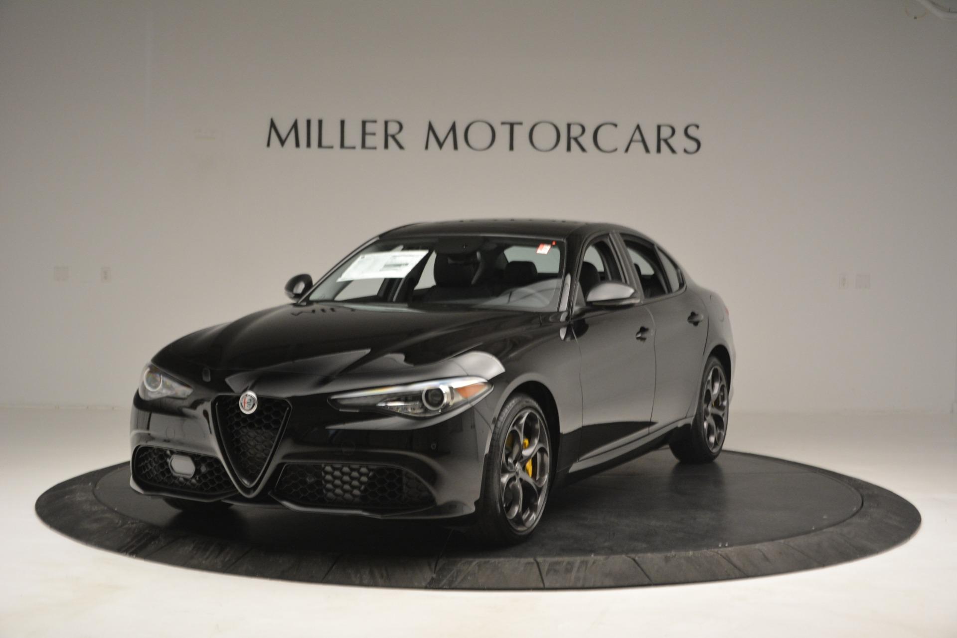 New 2019 Alfa Romeo Giulia Ti Q4 For Sale In Greenwich, CT. Alfa Romeo of Greenwich, LW294 2847_main