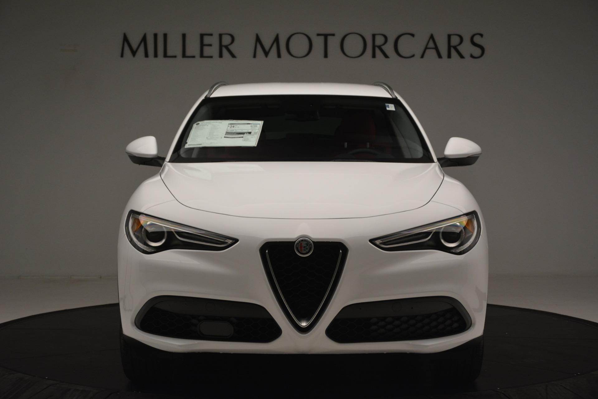 New 2019 Alfa Romeo Stelvio Q4 For Sale In Greenwich, CT. Alfa Romeo of Greenwich, L547 2849_p12