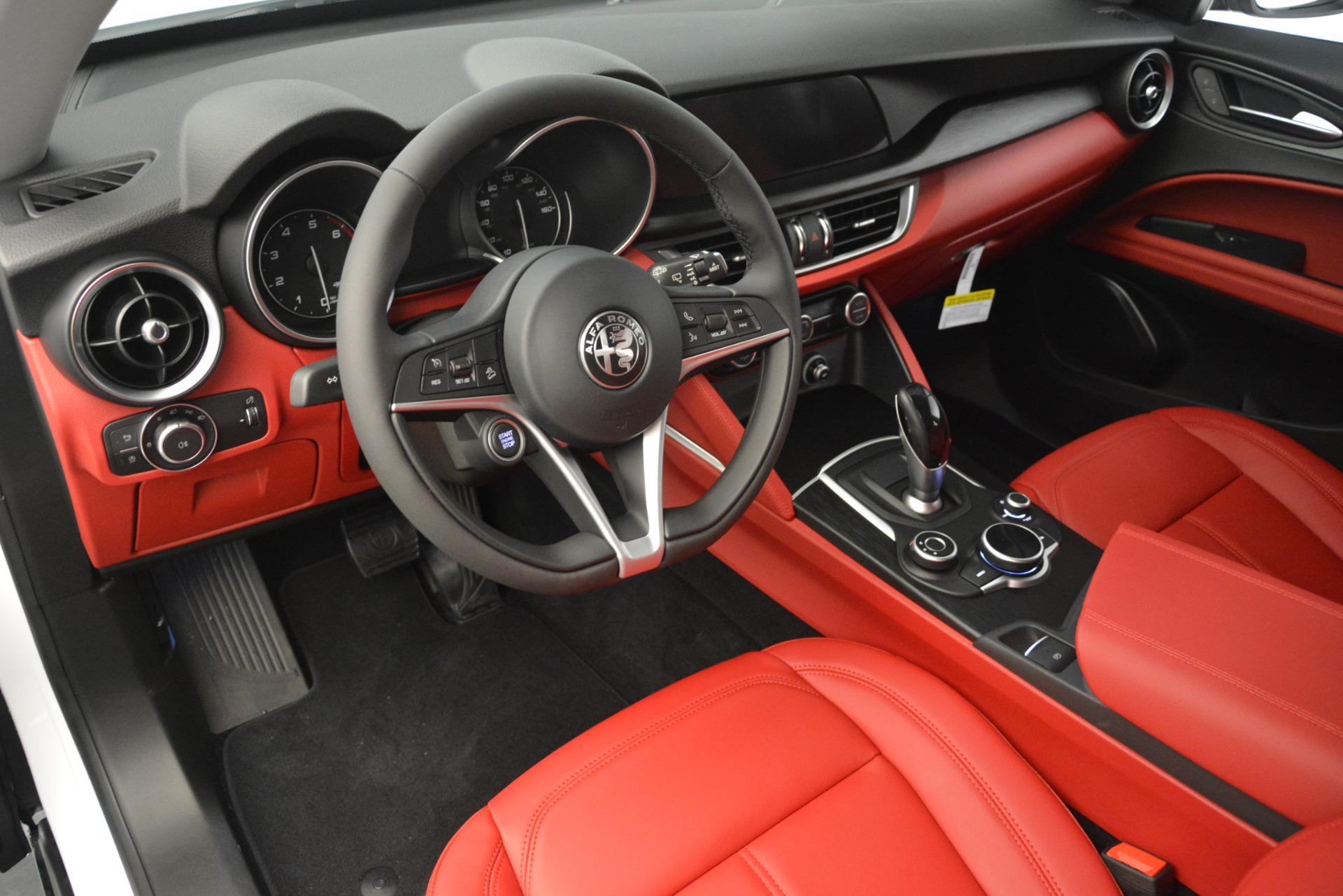 New 2019 Alfa Romeo Stelvio Q4 For Sale In Greenwich, CT. Alfa Romeo of Greenwich, L547 2849_p13