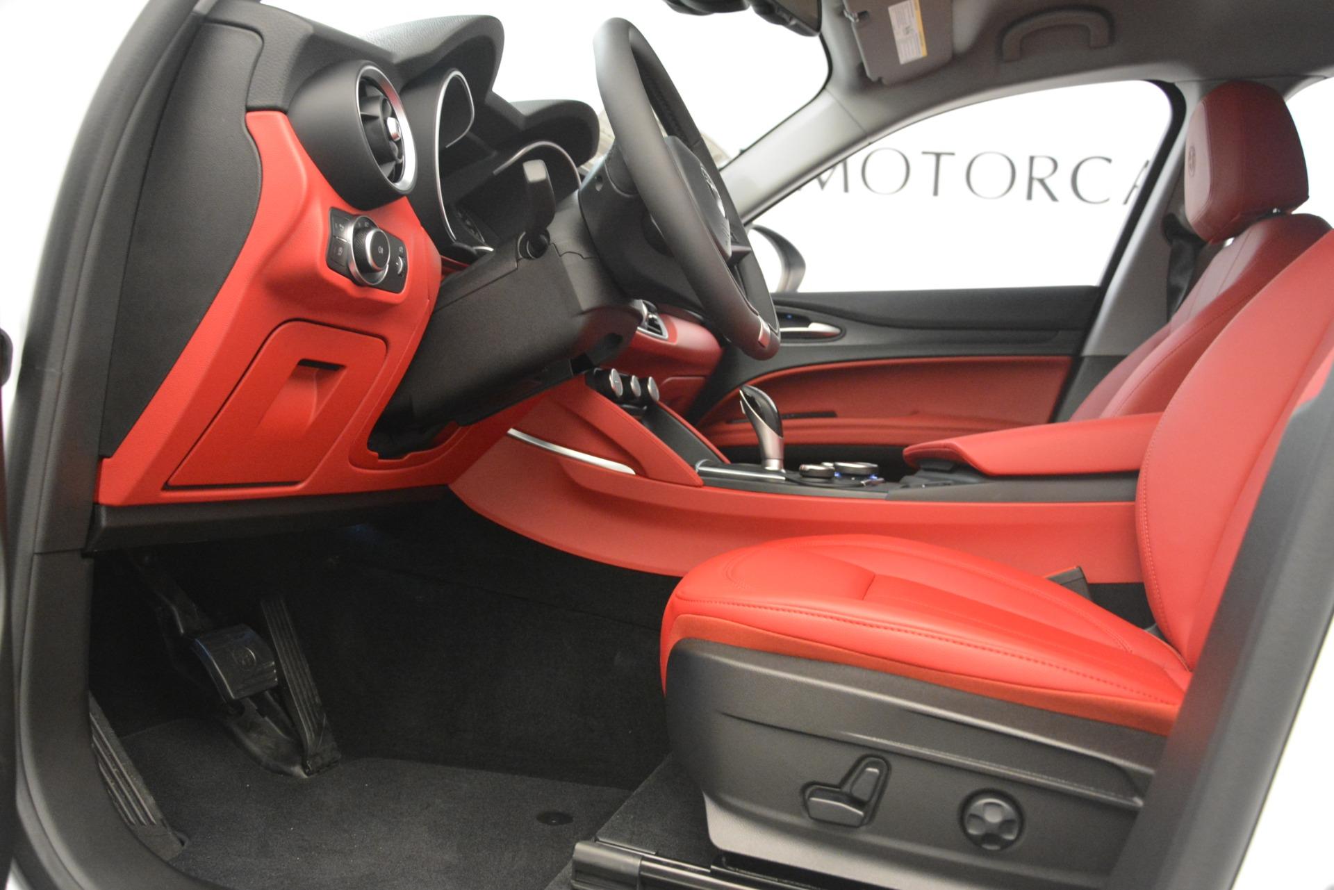 New 2019 Alfa Romeo Stelvio Q4 For Sale In Greenwich, CT. Alfa Romeo of Greenwich, L547 2849_p14