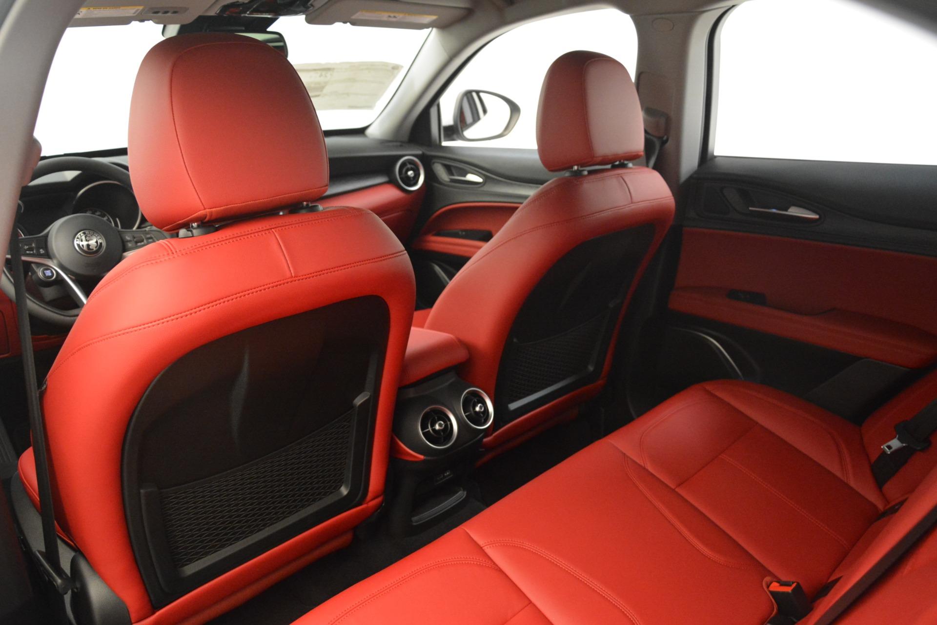 New 2019 Alfa Romeo Stelvio Q4 For Sale In Greenwich, CT. Alfa Romeo of Greenwich, L547 2849_p18