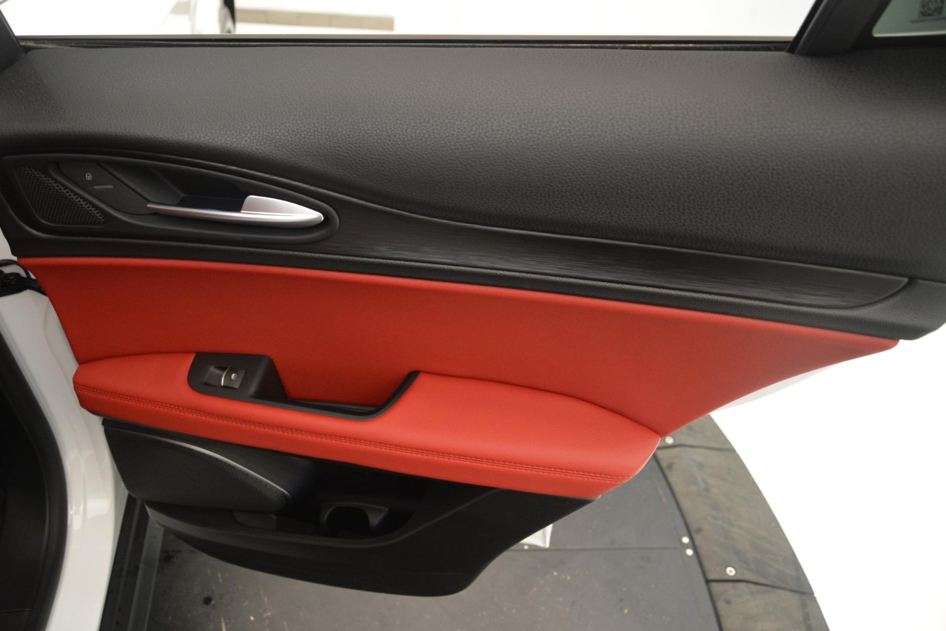 New 2019 Alfa Romeo Stelvio Q4 For Sale In Greenwich, CT. Alfa Romeo of Greenwich, L547 2849_p29