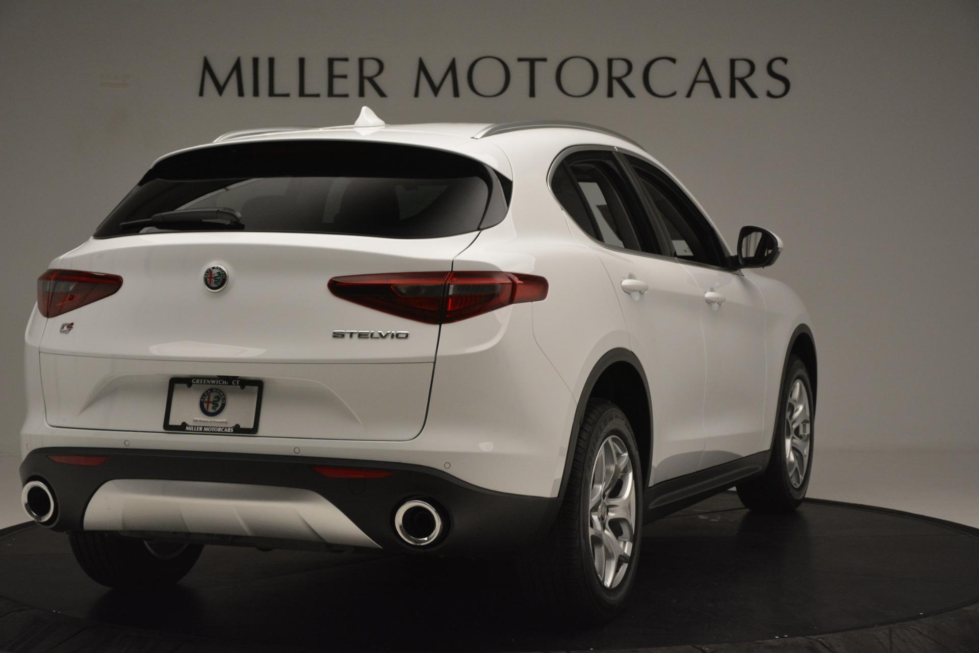 New 2019 Alfa Romeo Stelvio Q4 For Sale In Greenwich, CT. Alfa Romeo of Greenwich, L547 2849_p7