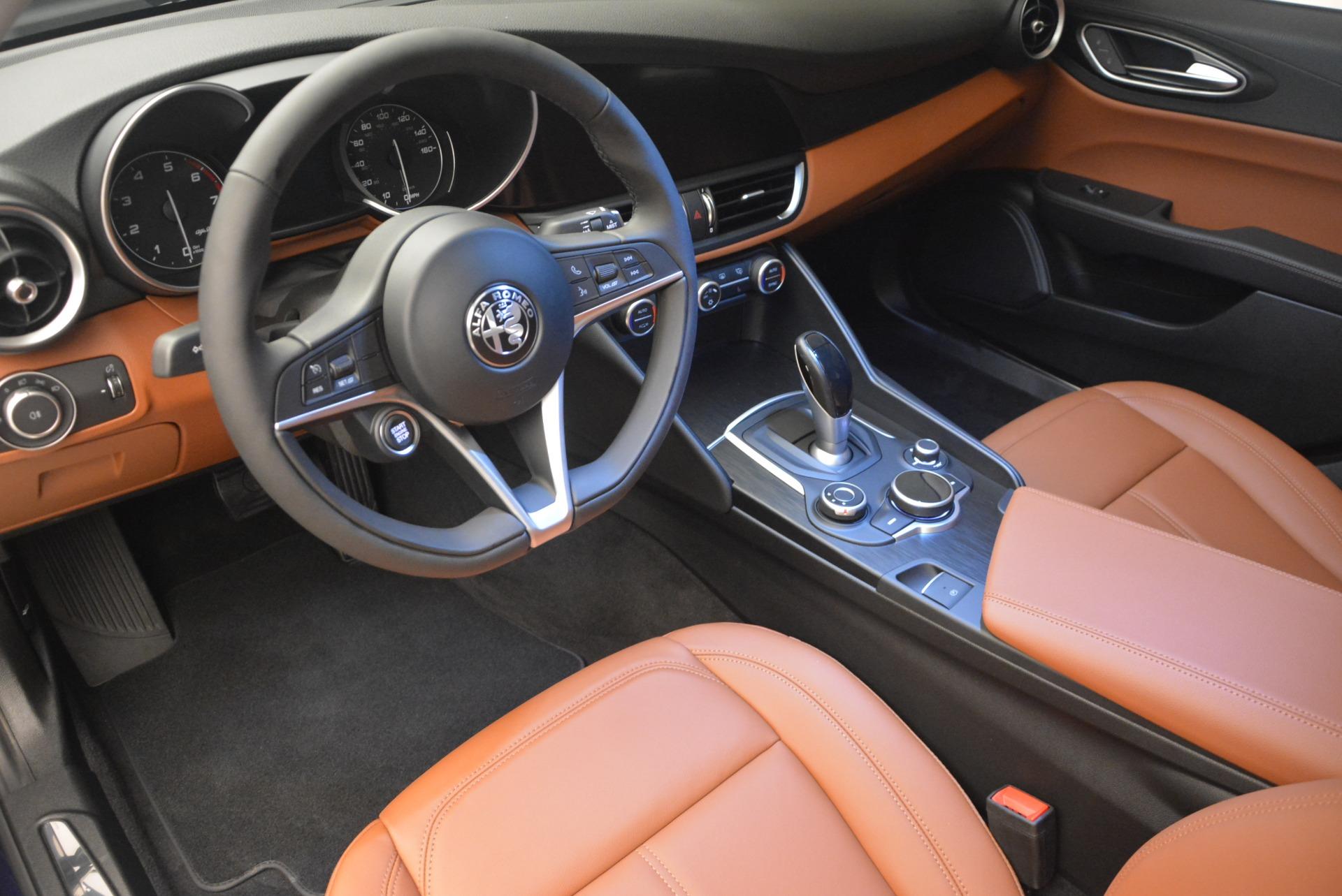 New 2019 Alfa Romeo Giulia Q4 For Sale In Greenwich, CT. Alfa Romeo of Greenwich, L555 2850_p15