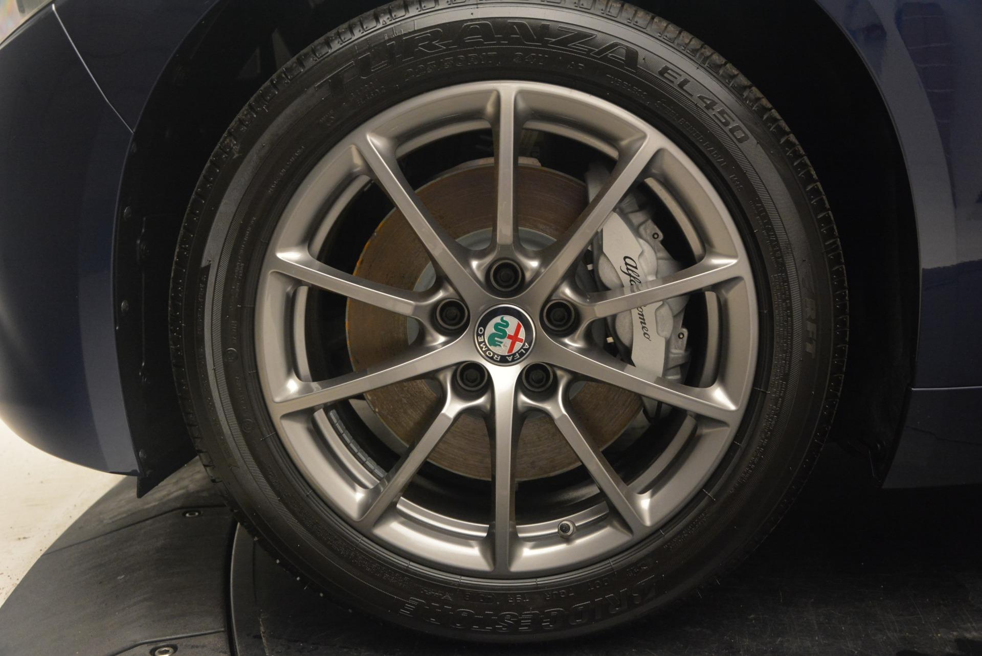 New 2019 Alfa Romeo Giulia Q4 For Sale In Greenwich, CT. Alfa Romeo of Greenwich, L555 2850_p25