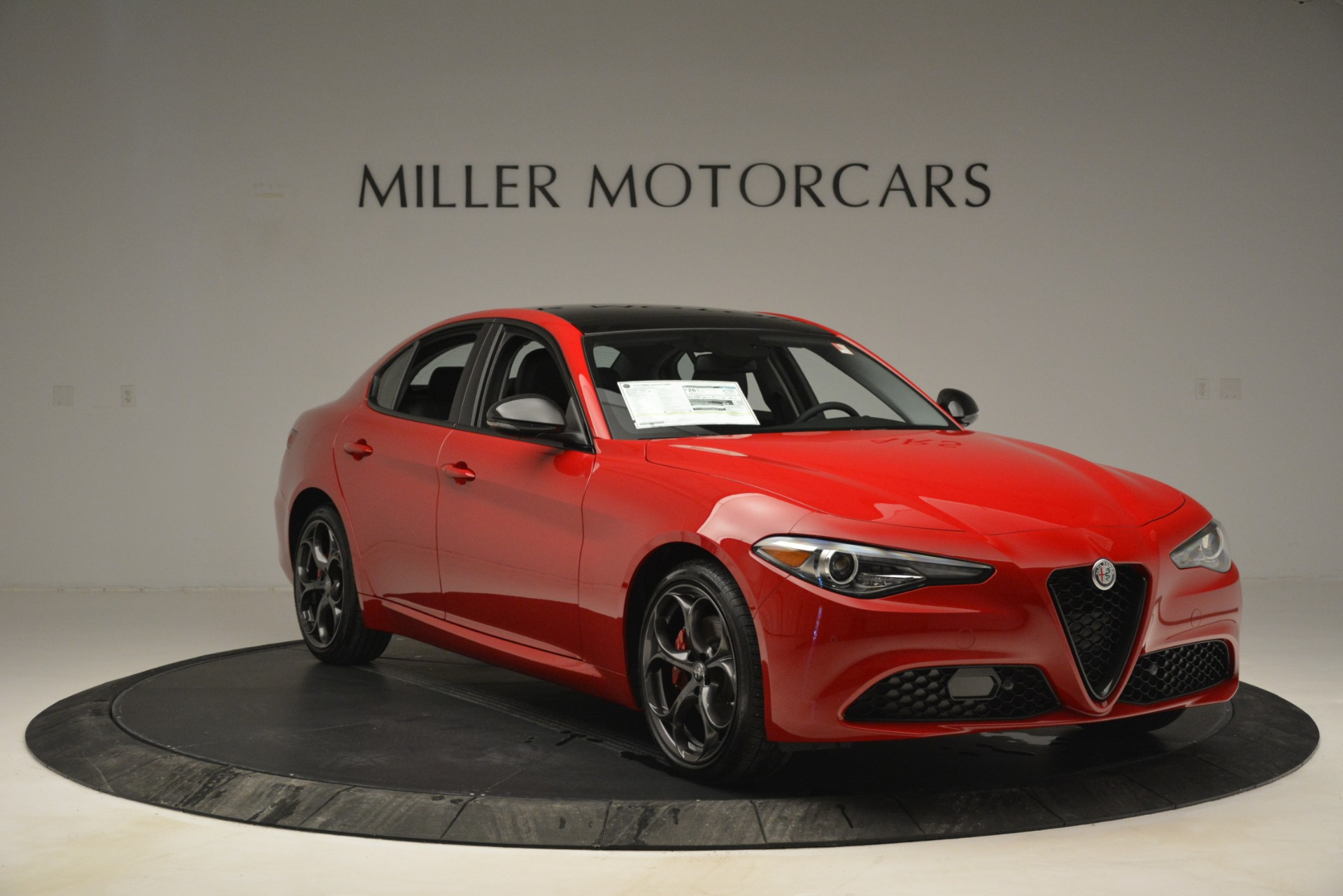 New 2019 Alfa Romeo Giulia Ti Q4 For Sale In Greenwich, CT. Alfa Romeo of Greenwich, LW292 2853_p11