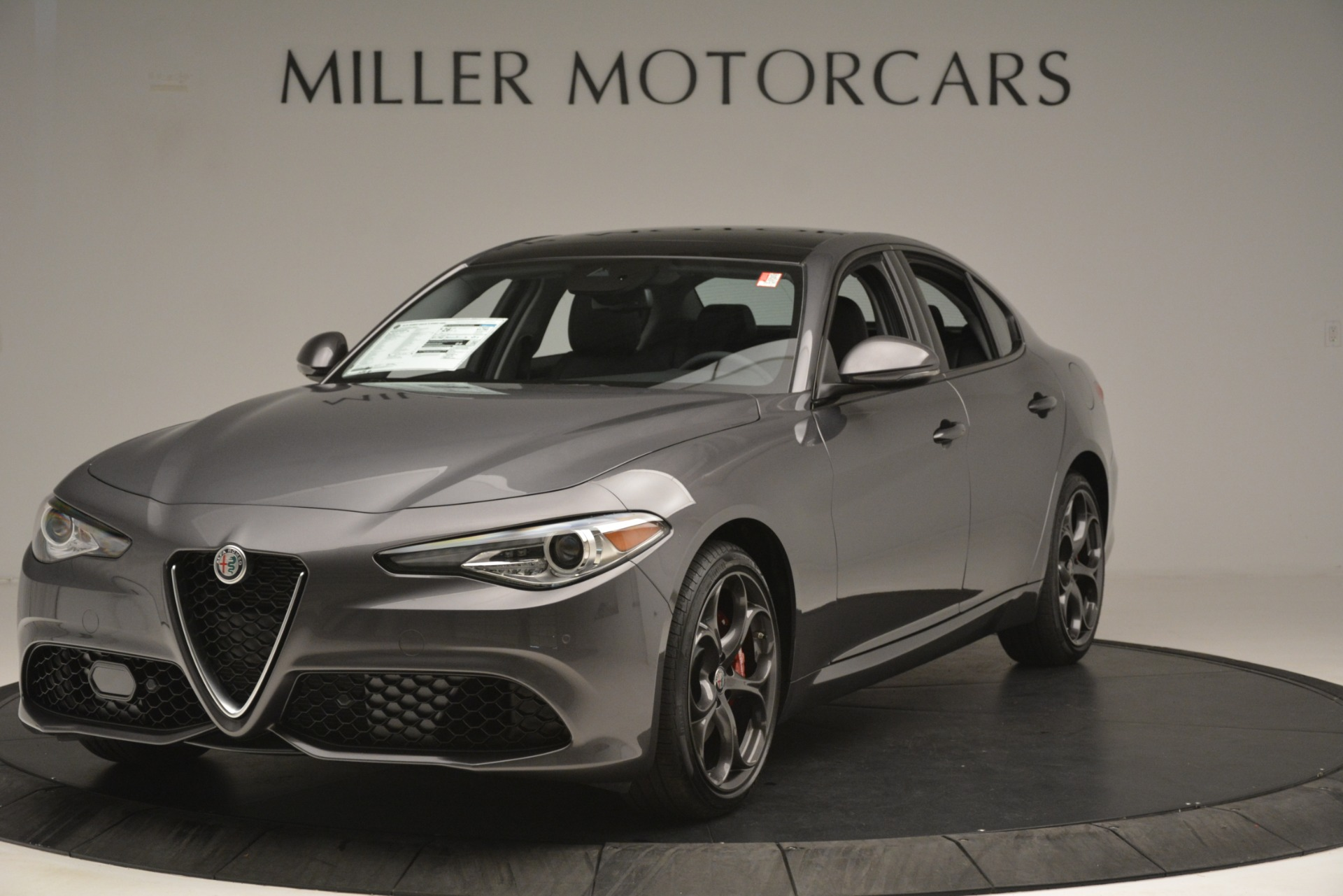 2019 Alfa Romeo Giulia Ti Sport Q4 Stock L549 For Sale Near