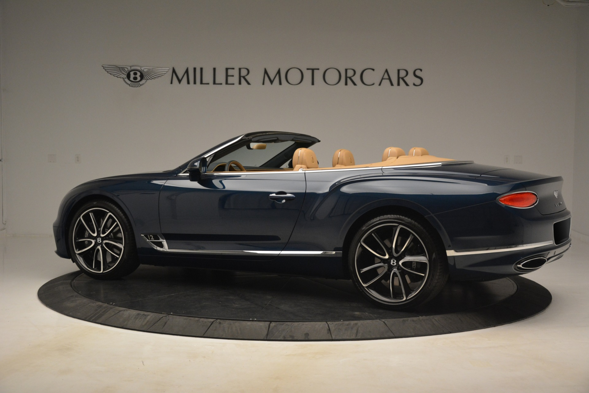 New 2020 Bentley Continental GTC  For Sale In Greenwich, CT. Alfa Romeo of Greenwich, 20GTC 2865_p4