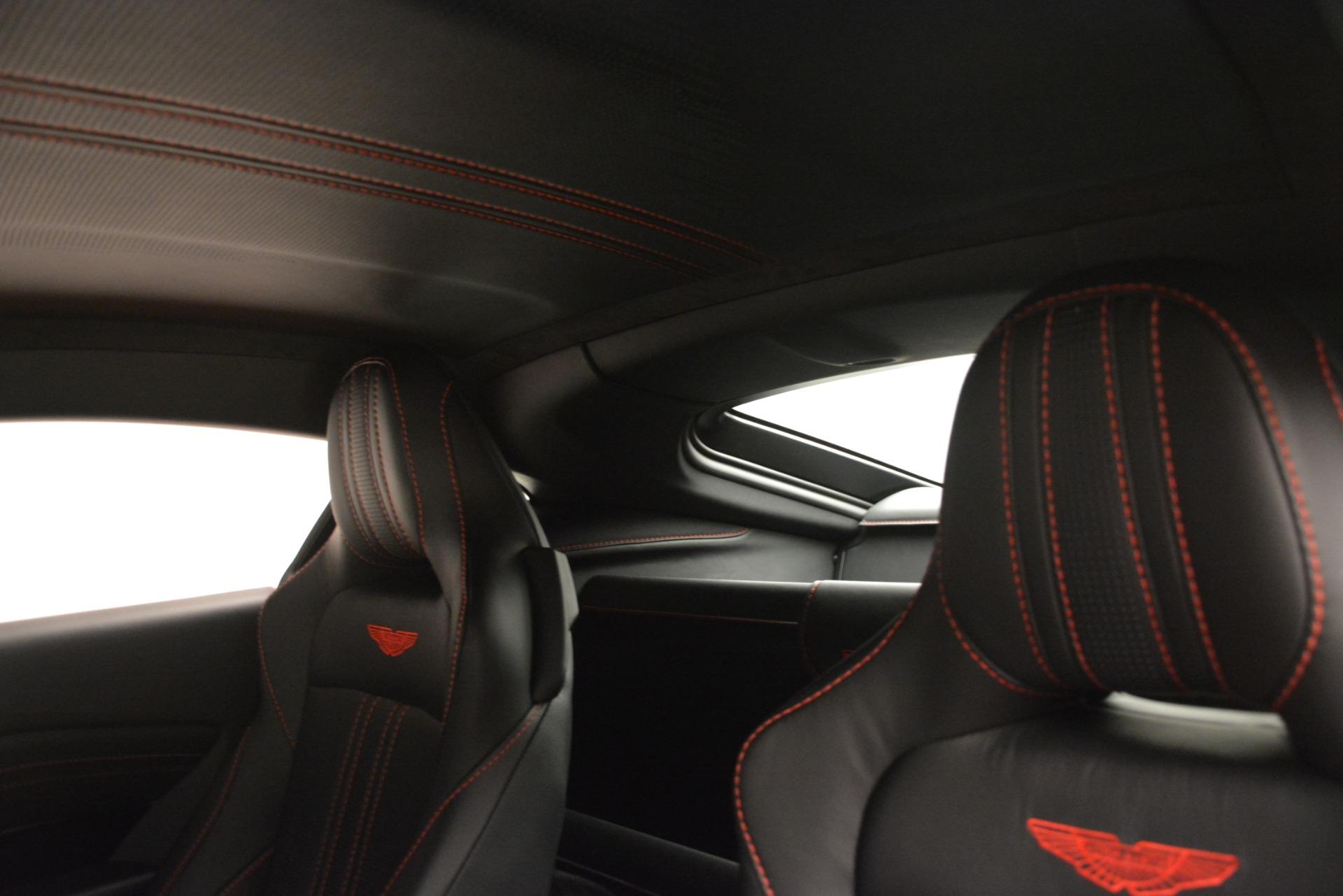 New 2019 Aston Martin Vantage  For Sale In Greenwich, CT. Alfa Romeo of Greenwich, A1341 2866_p20