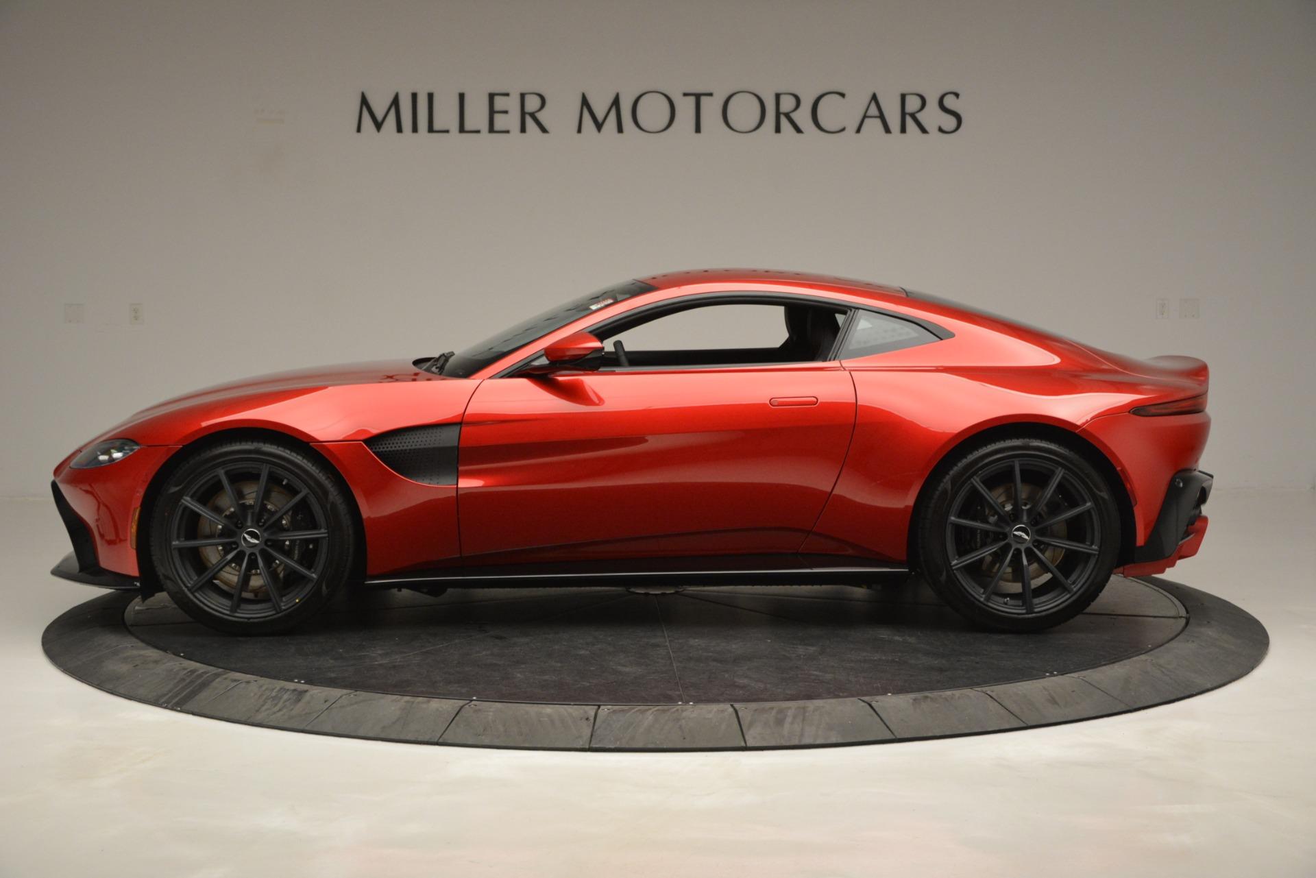 New 2019 Aston Martin Vantage  For Sale In Greenwich, CT. Alfa Romeo of Greenwich, A1341 2866_p3