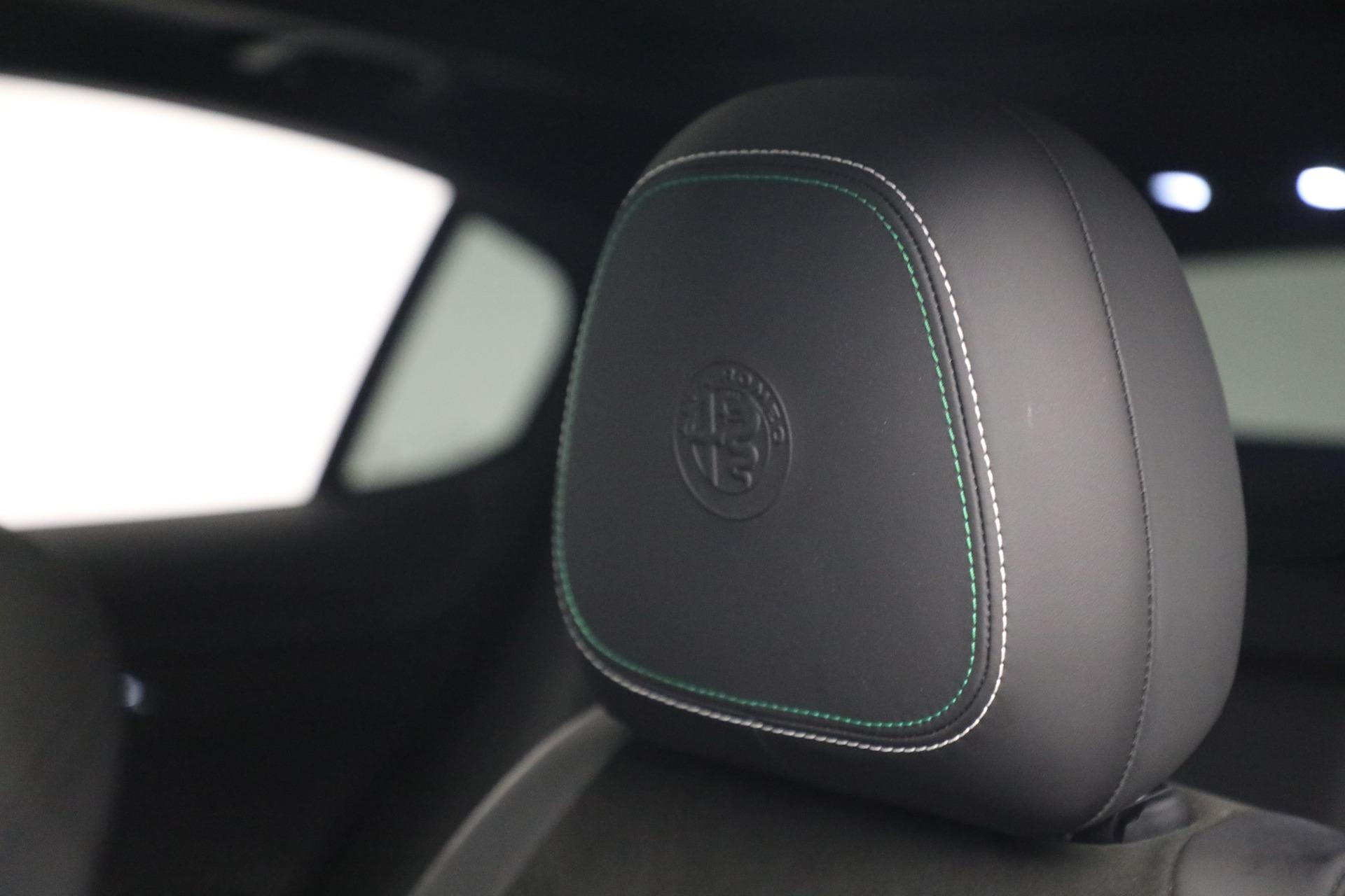 New 2019 Alfa Romeo Stelvio Quadrifoglio For Sale In Greenwich, CT. Alfa Romeo of Greenwich, L557 2867_p16