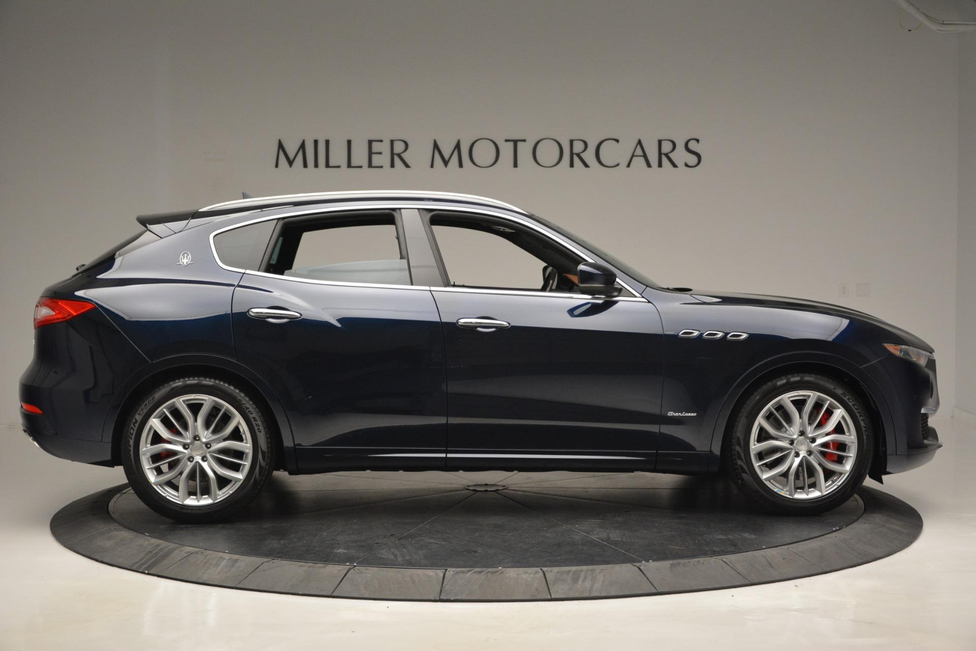 New 2019 Maserati Levante S Q4 GranLusso For Sale In Greenwich, CT. Alfa Romeo of Greenwich, W663 2868_p13
