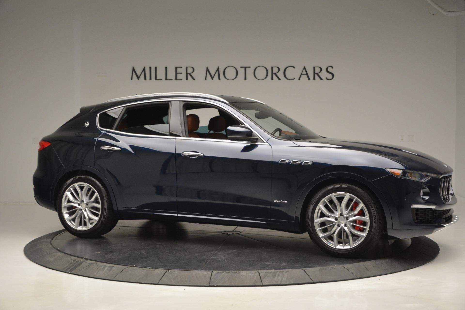 New 2019 Maserati Levante S Q4 GranLusso For Sale In Greenwich, CT. Alfa Romeo of Greenwich, W663 2868_p14