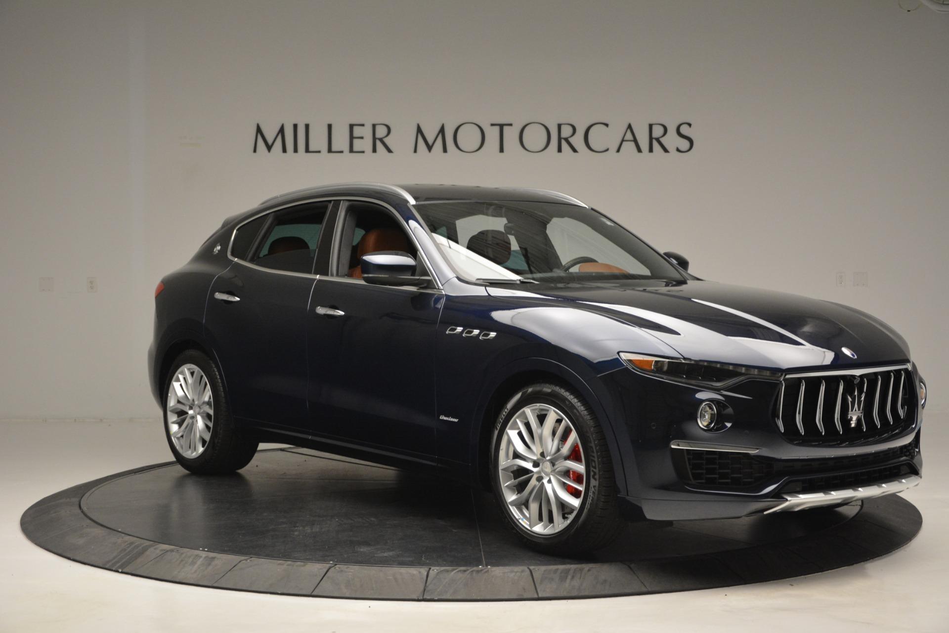 New 2019 Maserati Levante S Q4 GranLusso For Sale In Greenwich, CT. Alfa Romeo of Greenwich, W663 2868_p15