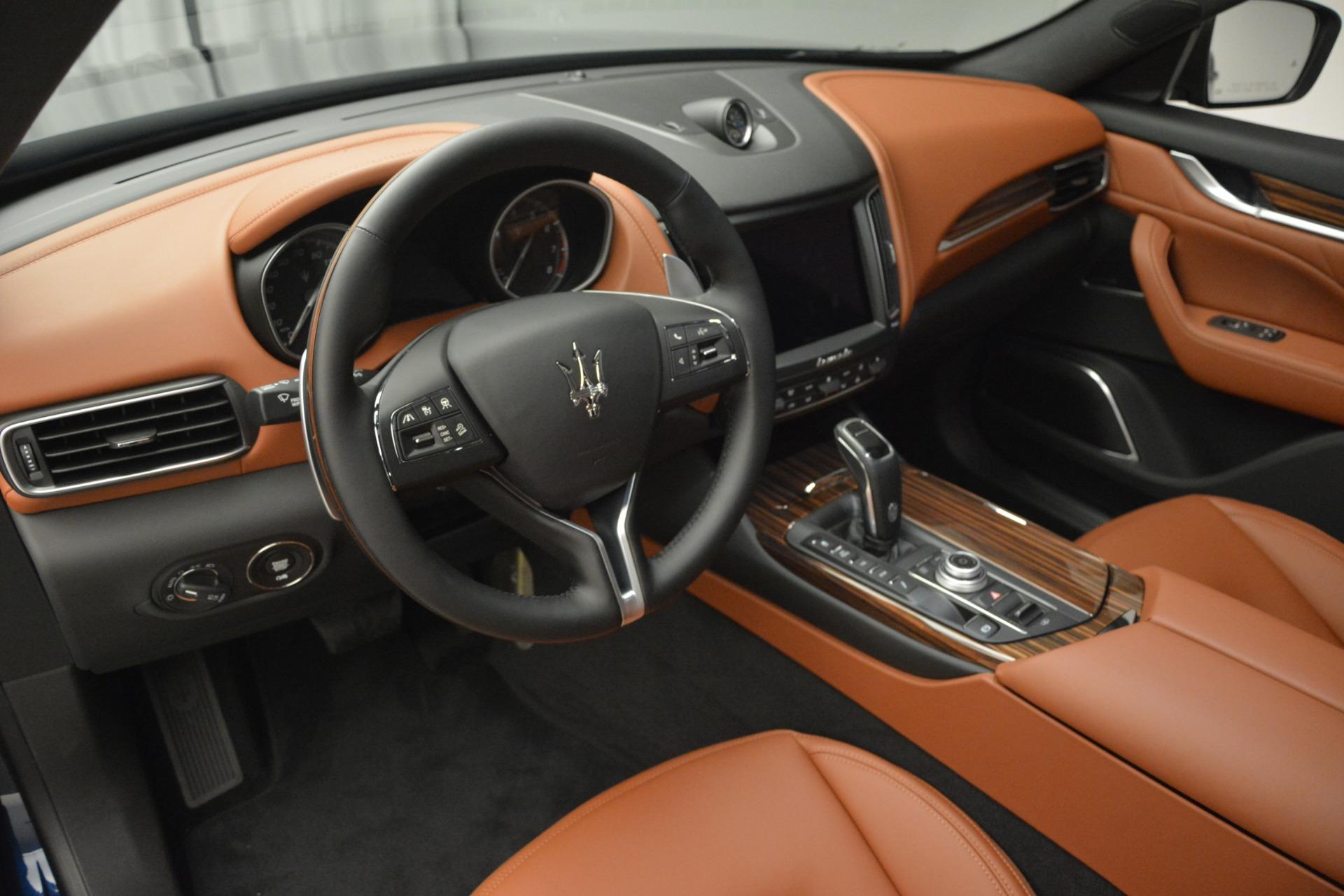 New 2019 Maserati Levante S Q4 GranLusso For Sale In Greenwich, CT. Alfa Romeo of Greenwich, W663 2868_p19