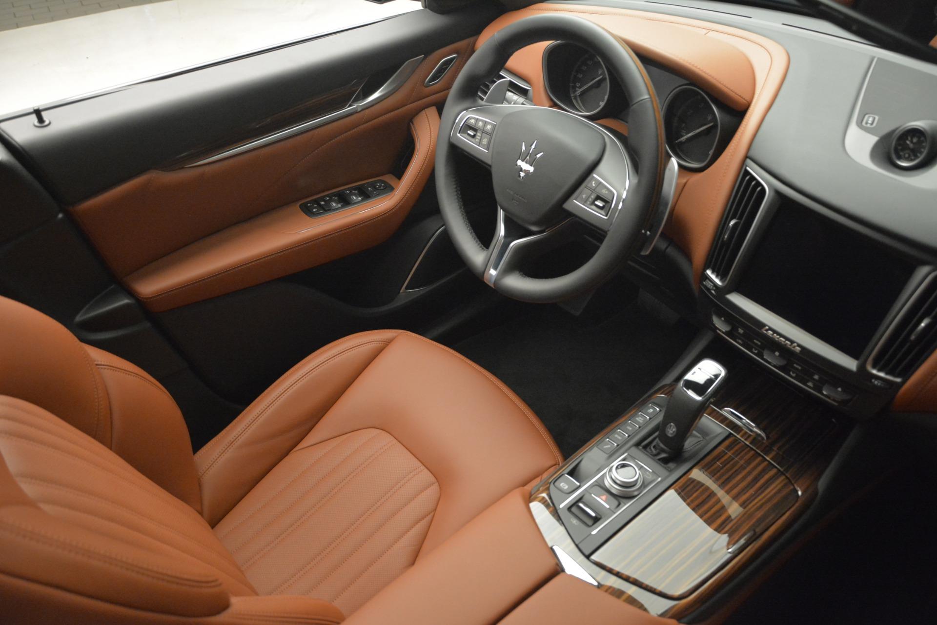 New 2019 Maserati Levante S Q4 GranLusso For Sale In Greenwich, CT. Alfa Romeo of Greenwich, W663 2868_p24