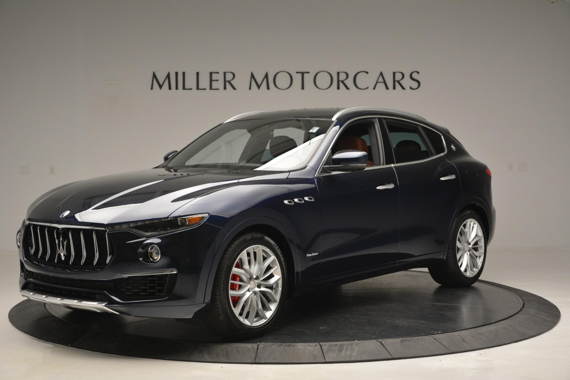 New 2019 Maserati Levante S Q4 GranLusso For Sale In Greenwich, CT. Alfa Romeo of Greenwich, W663 2868_p2