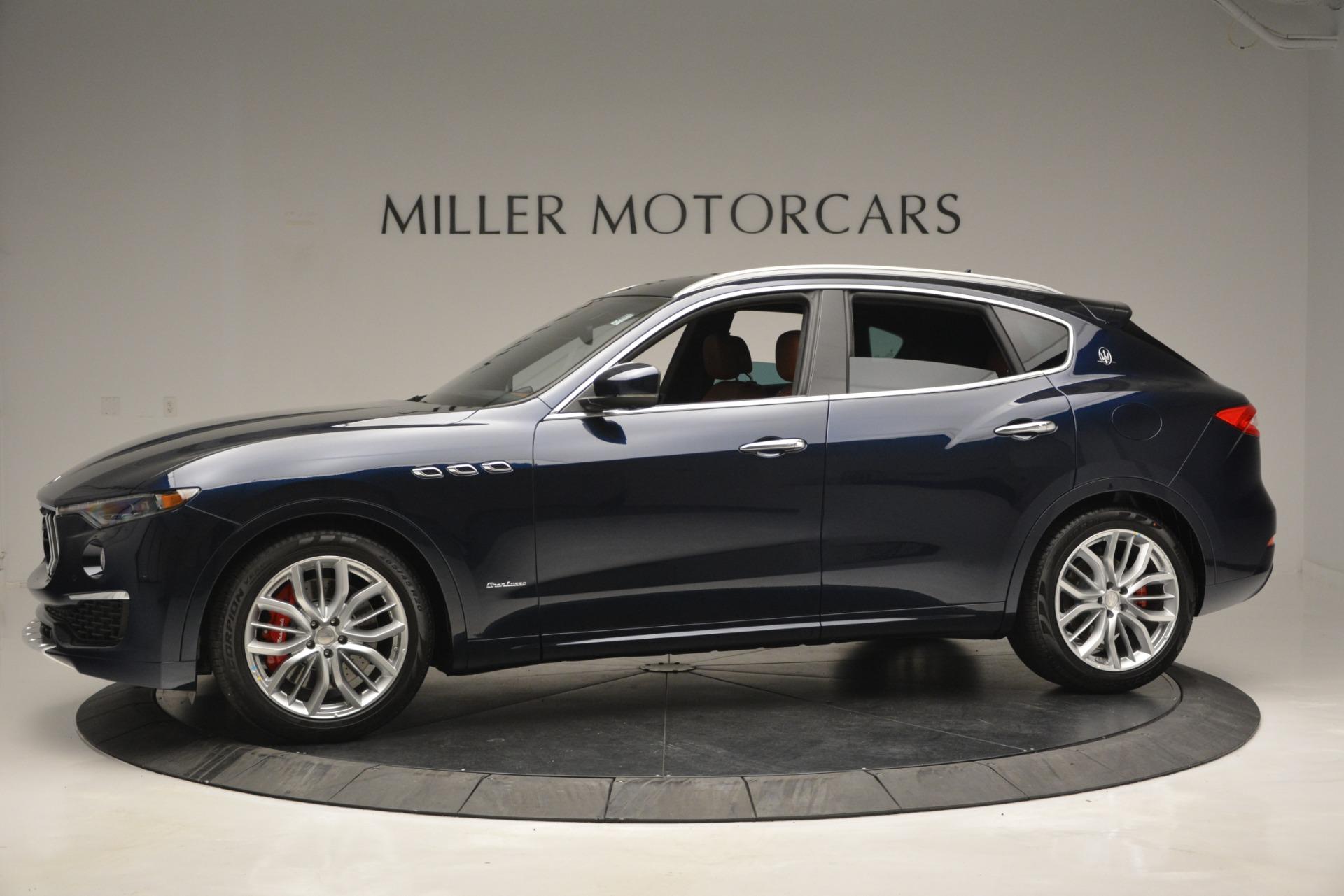 New 2019 Maserati Levante S Q4 GranLusso For Sale In Greenwich, CT. Alfa Romeo of Greenwich, W663 2868_p4